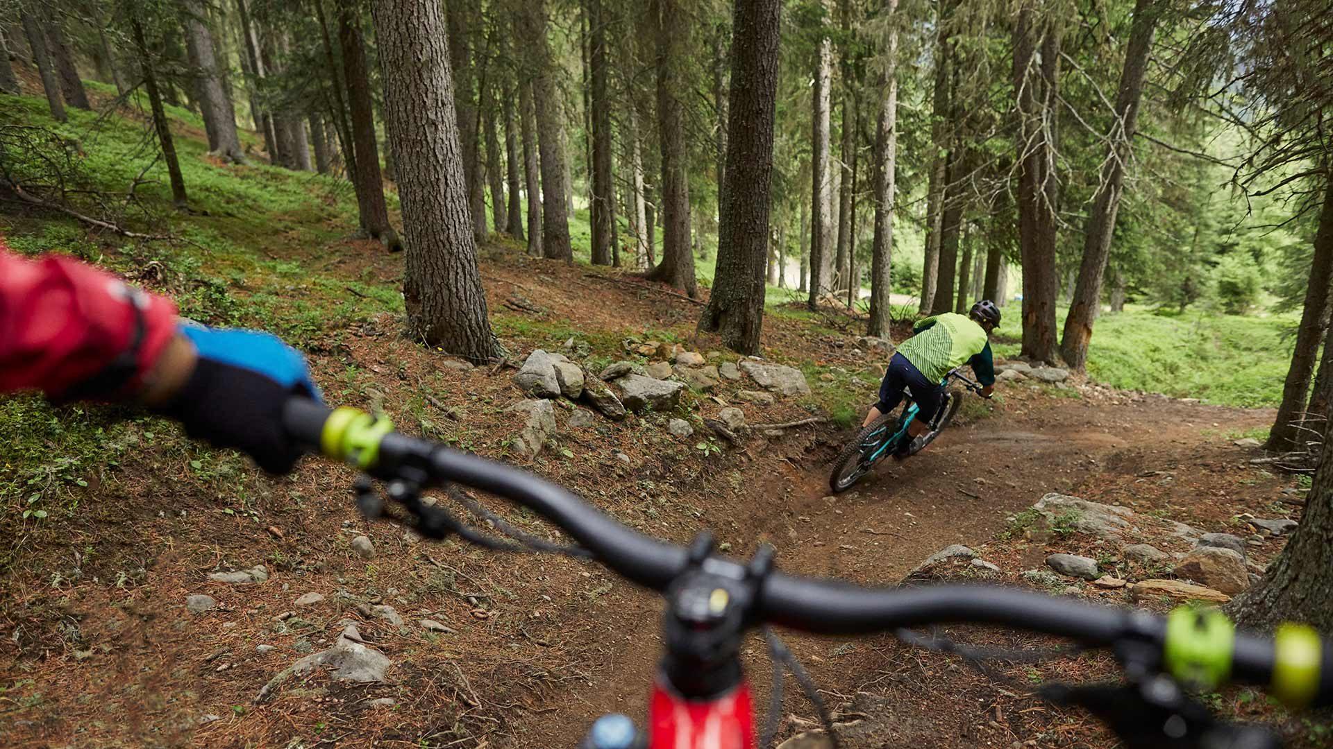 Trail cava Steinbruch