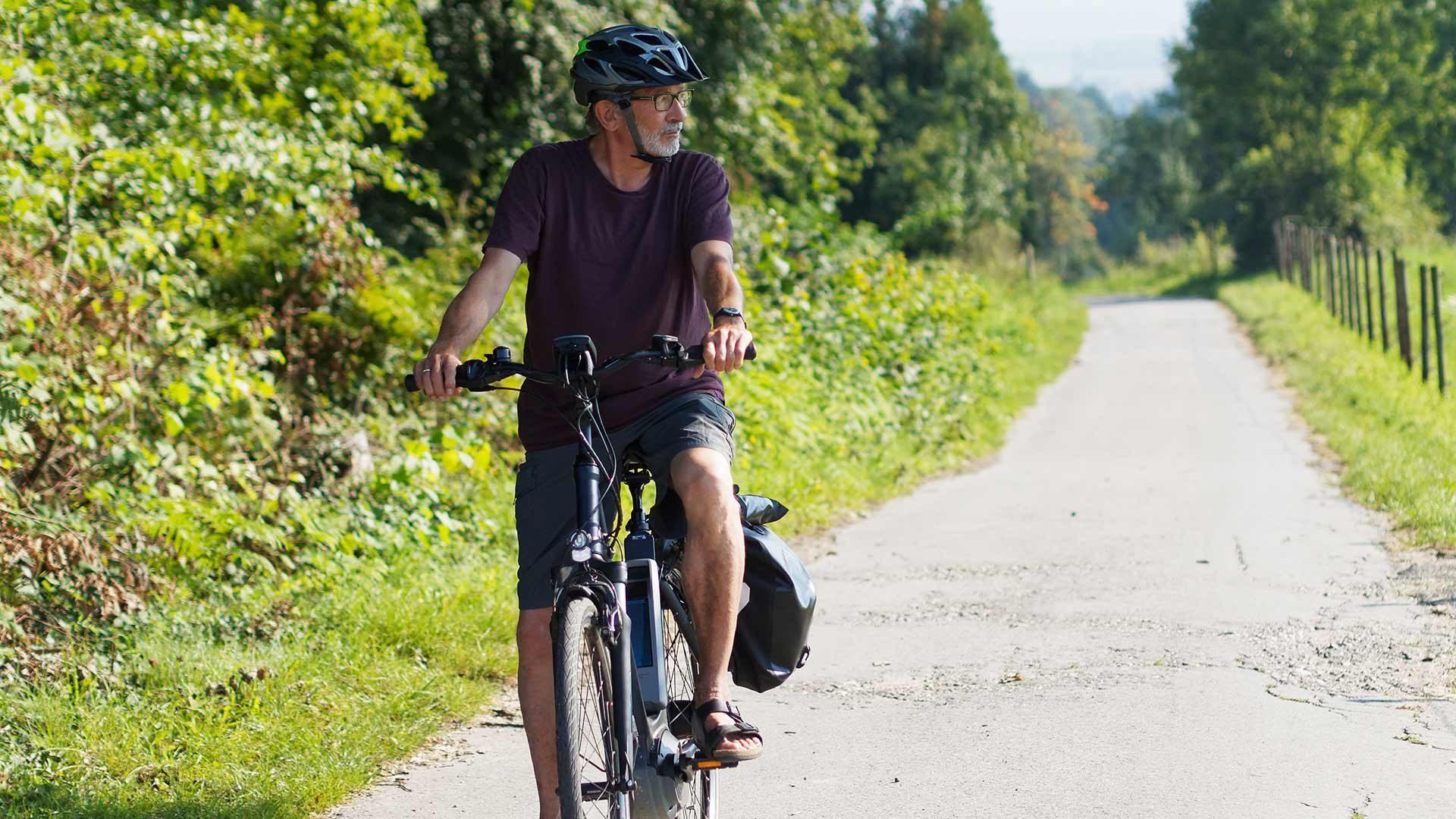 Giro in bicicletta Cermes - Marlengo