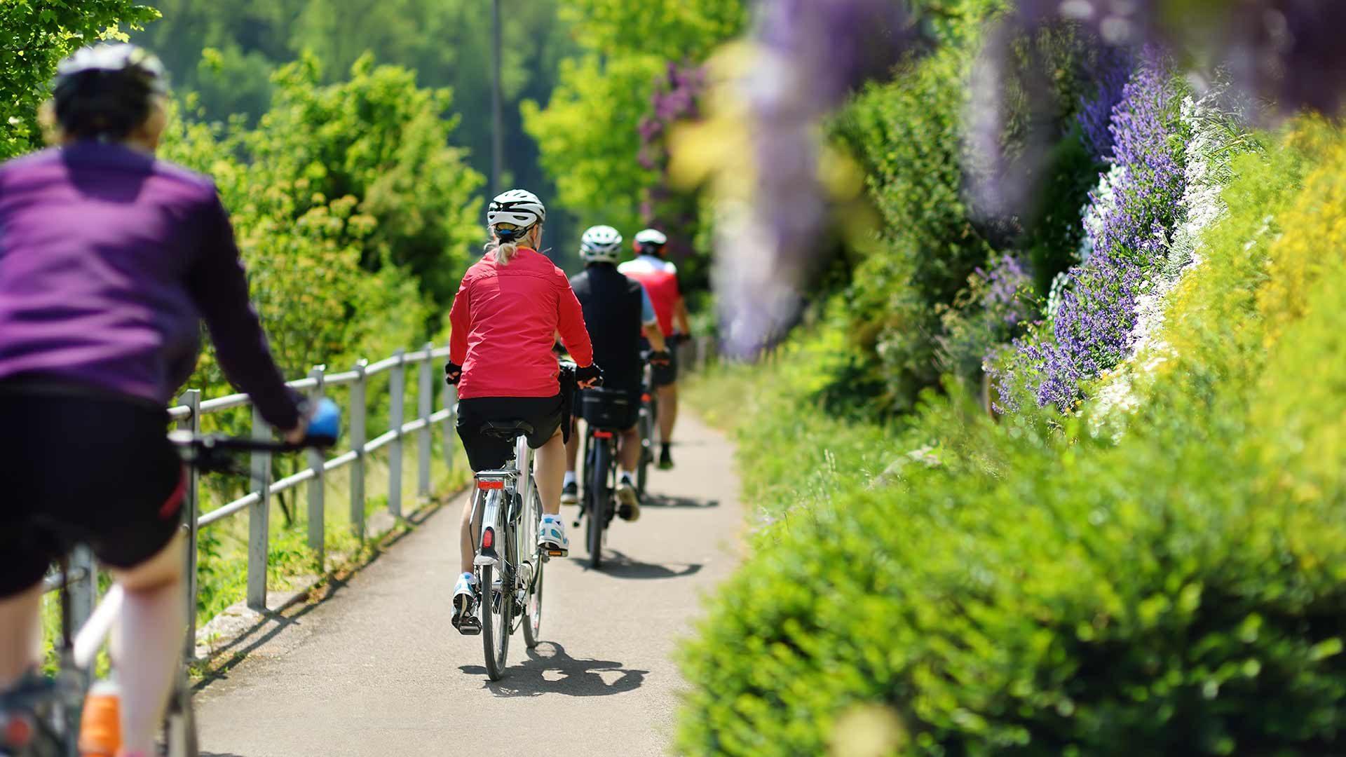 Giro in bicicletta Cermes - Val Passiria