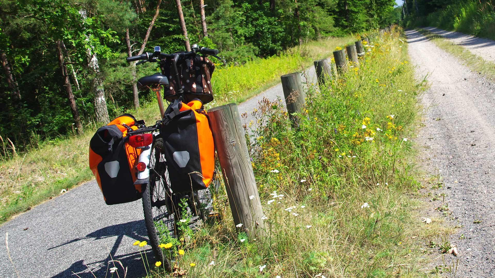 Giro in bicicletta Cermes - Foiana