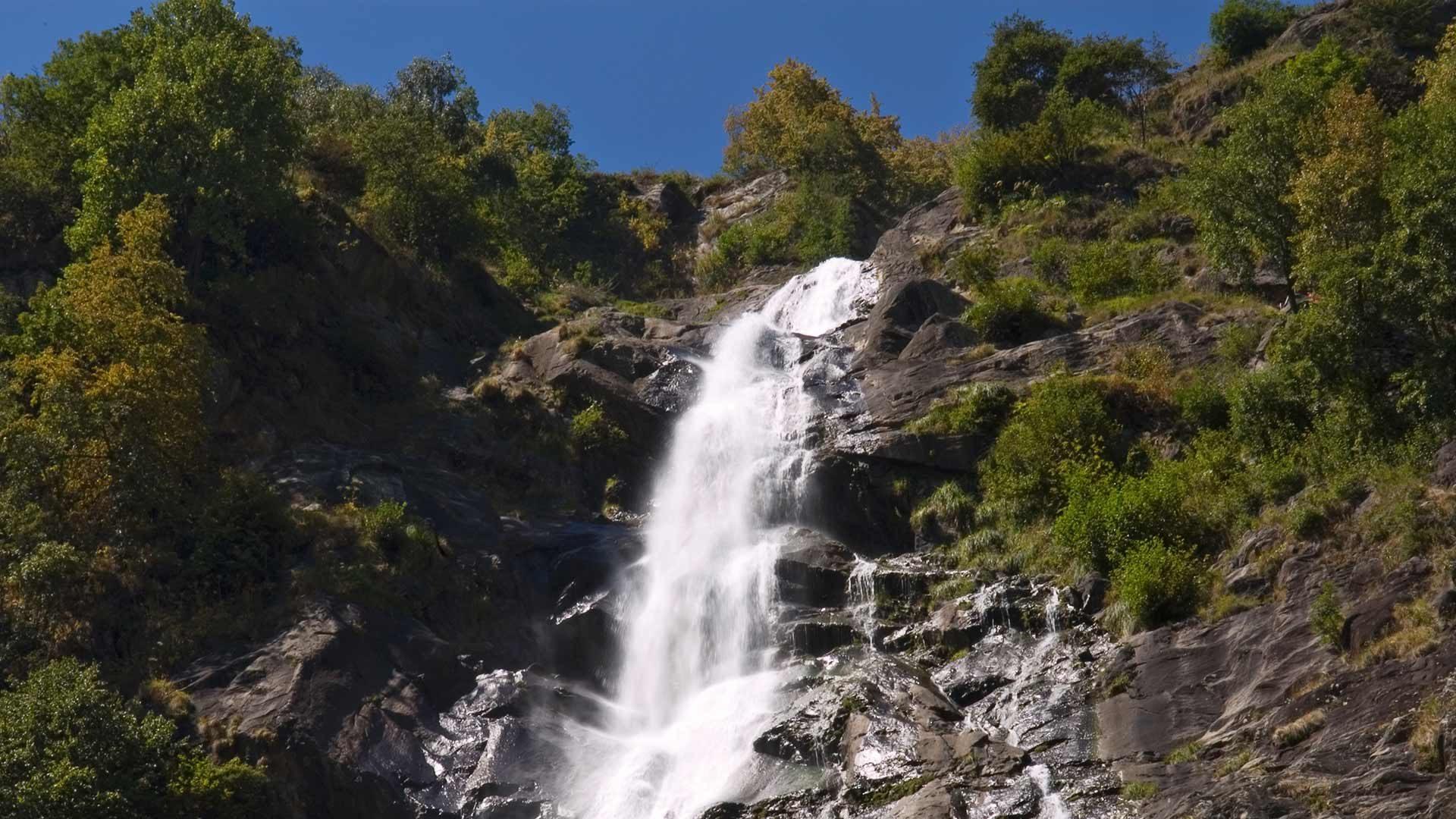 Tour della cascata