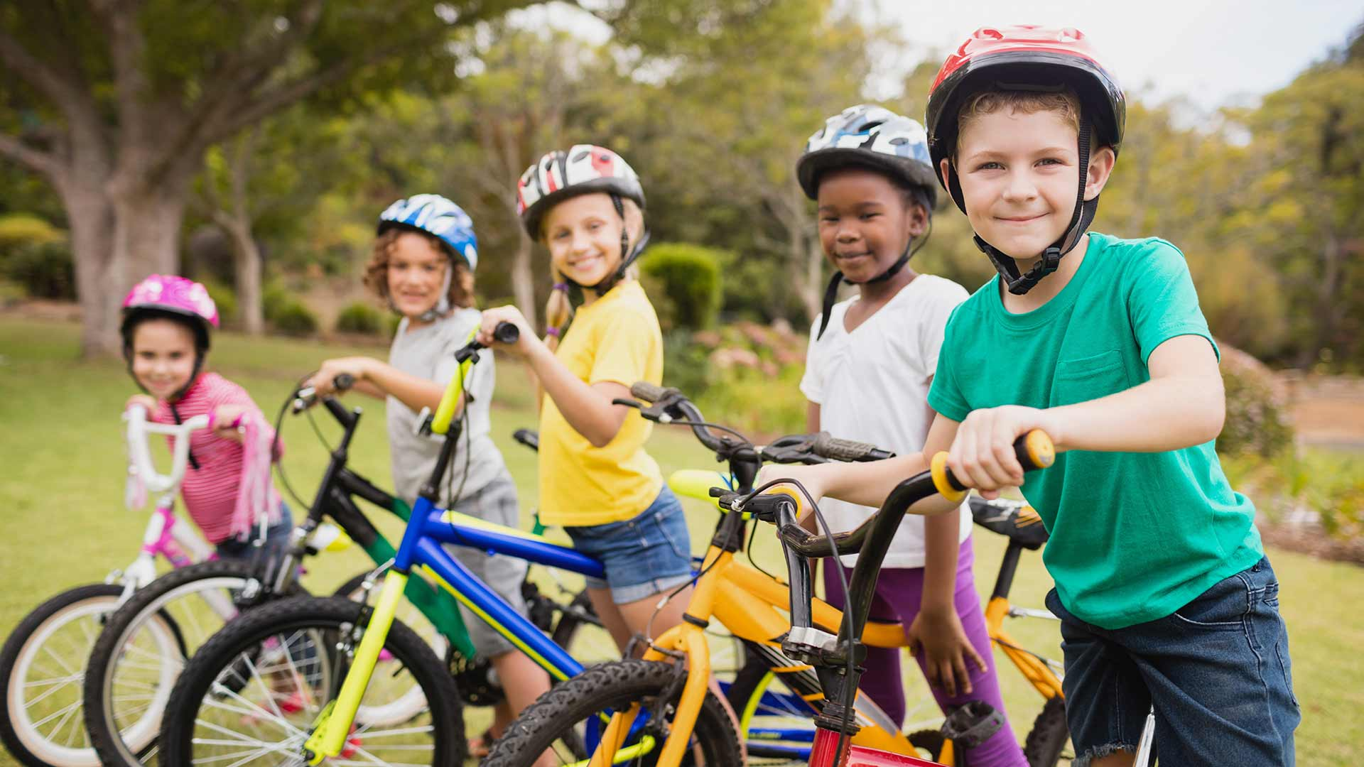 Vacanza in bicicletta con i bambini