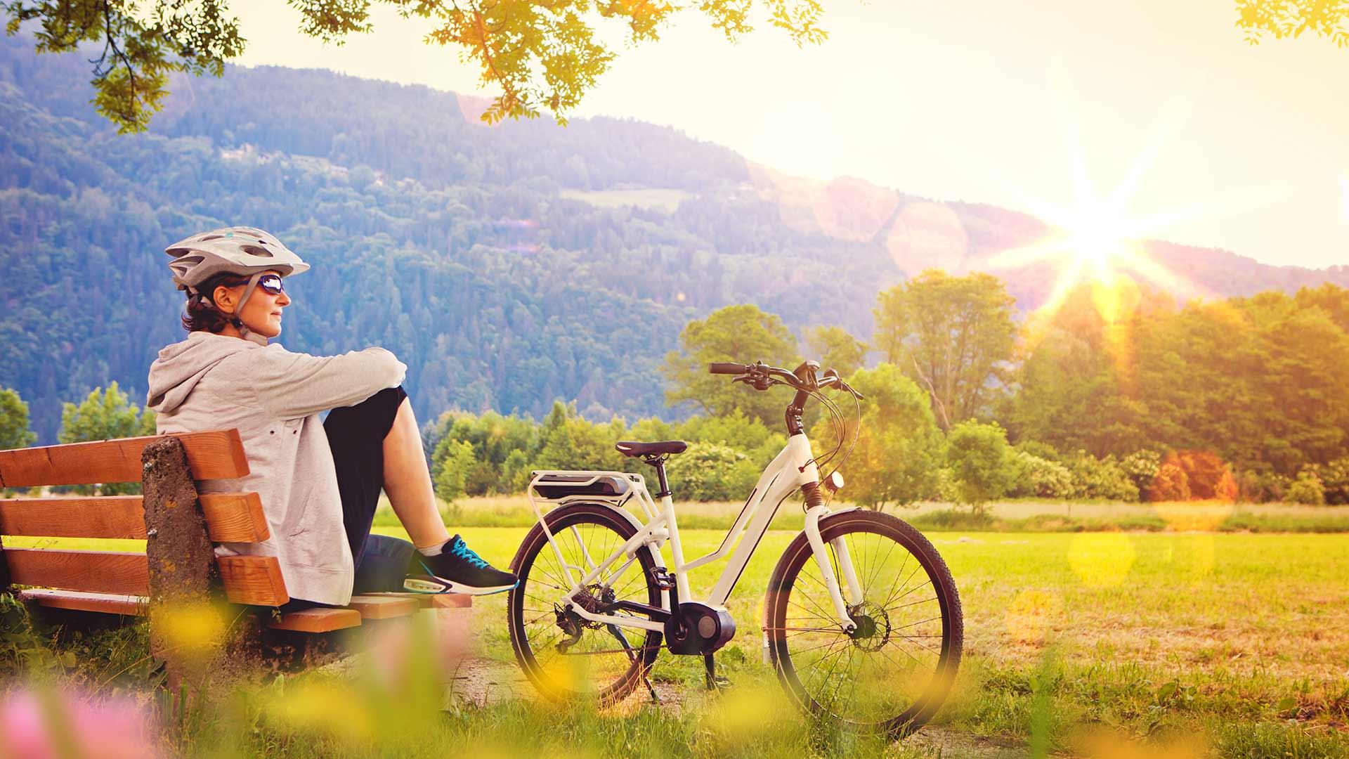 Vacanze in bici a Merano e dintorni