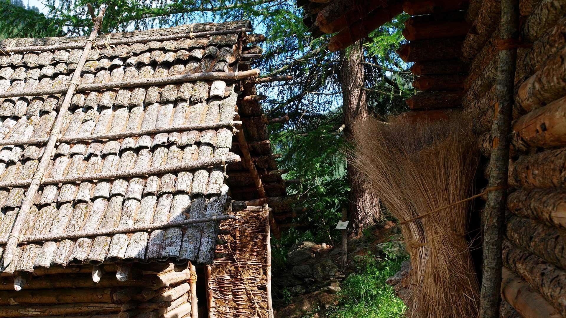 L'Archeoparc Val Senales