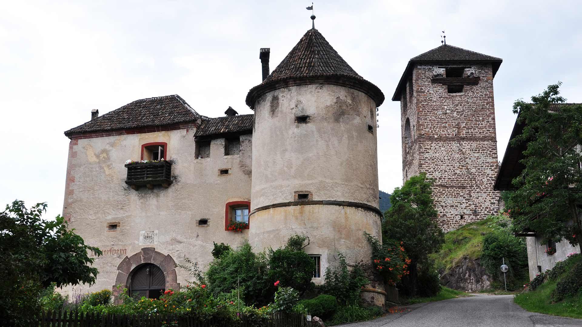 I castelli di Nalles