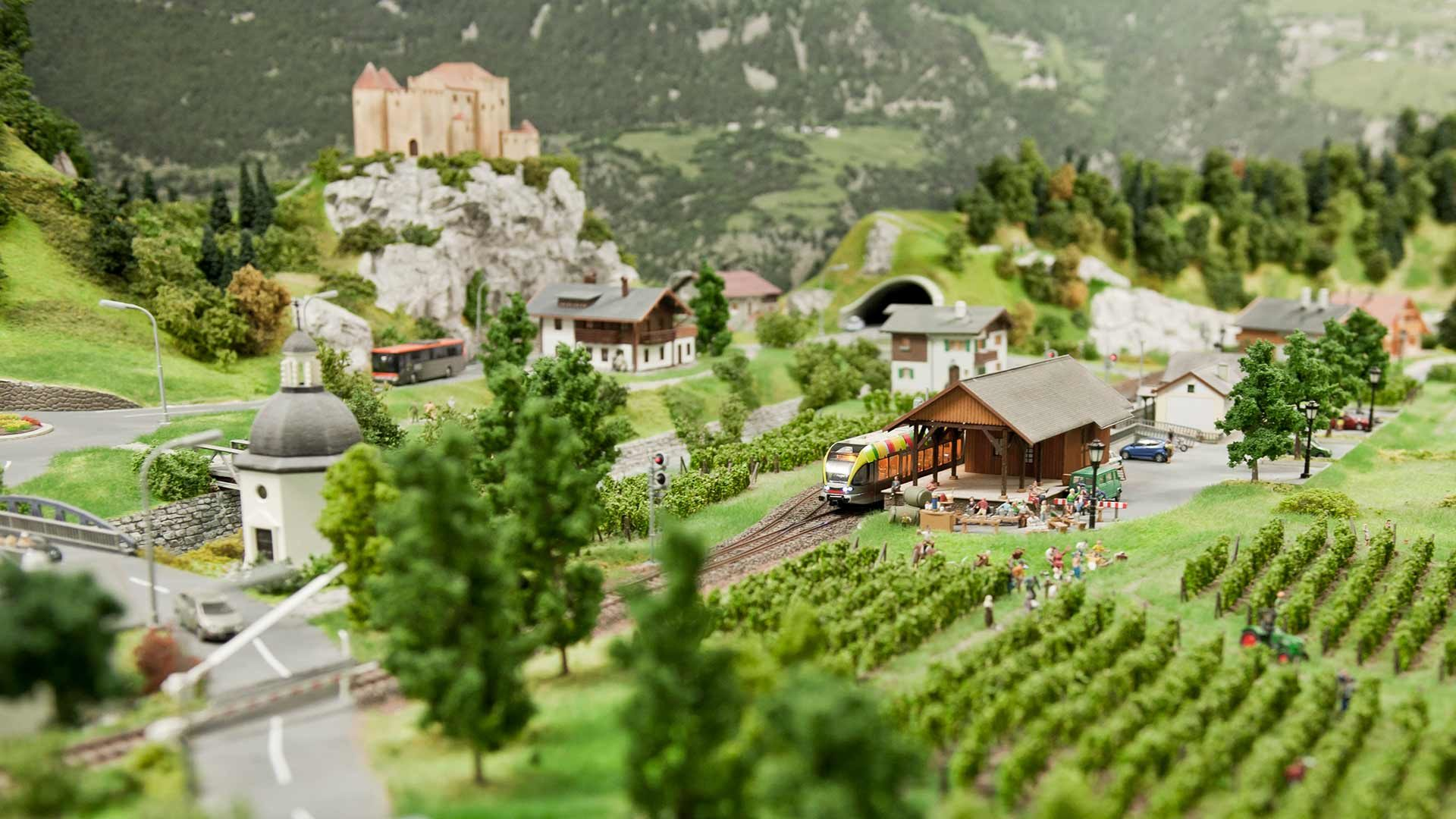 Mondotreno in Alto Adige