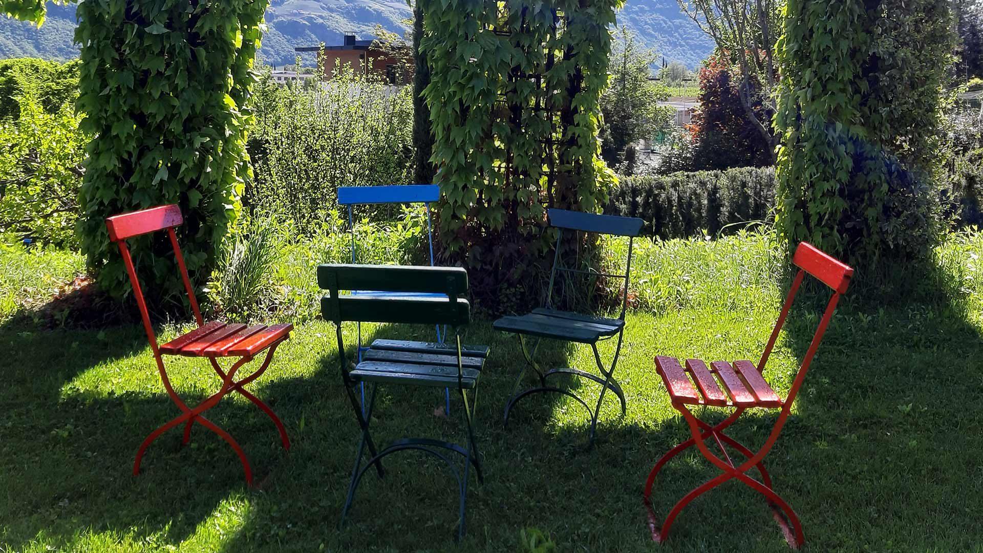 Kränzelhof in Alto Adige