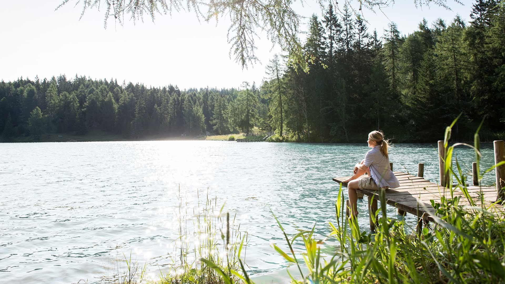 Il Lago di Tret