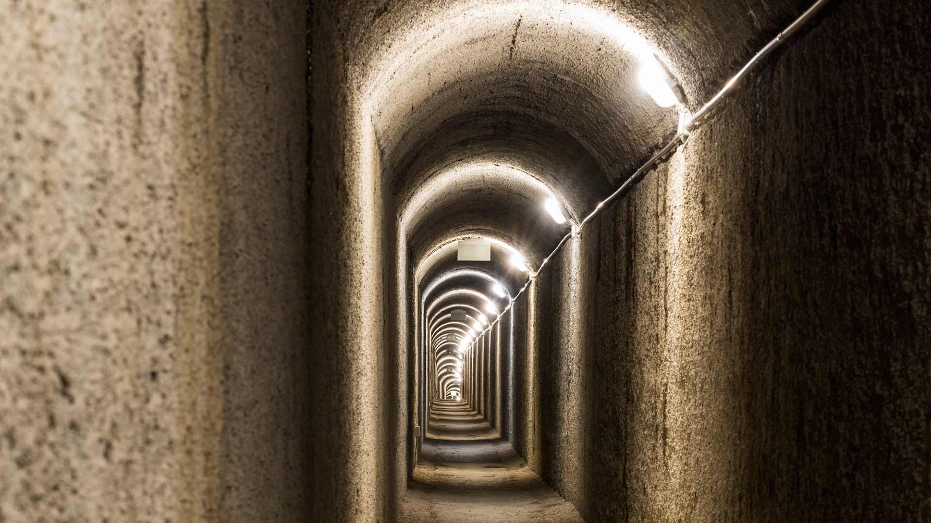 Il Bunker del Passo Palade