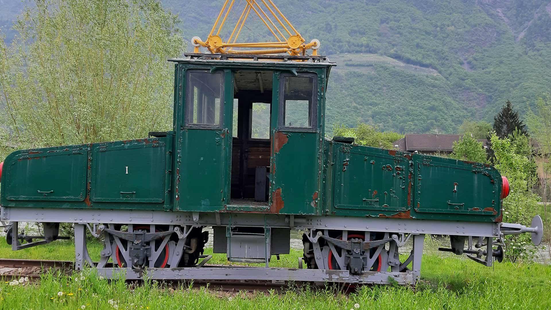 Locomotiva storica - Postal