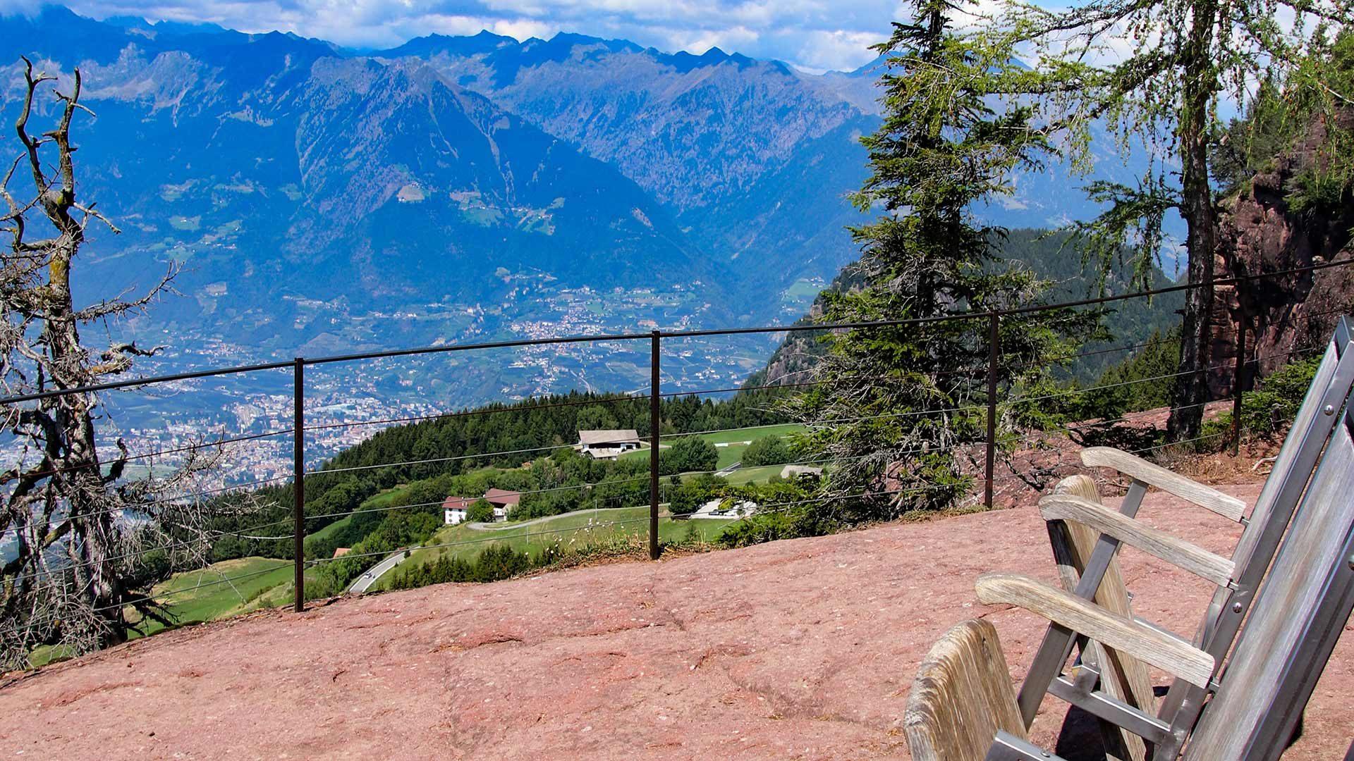 Knottnkino in Alto Adige