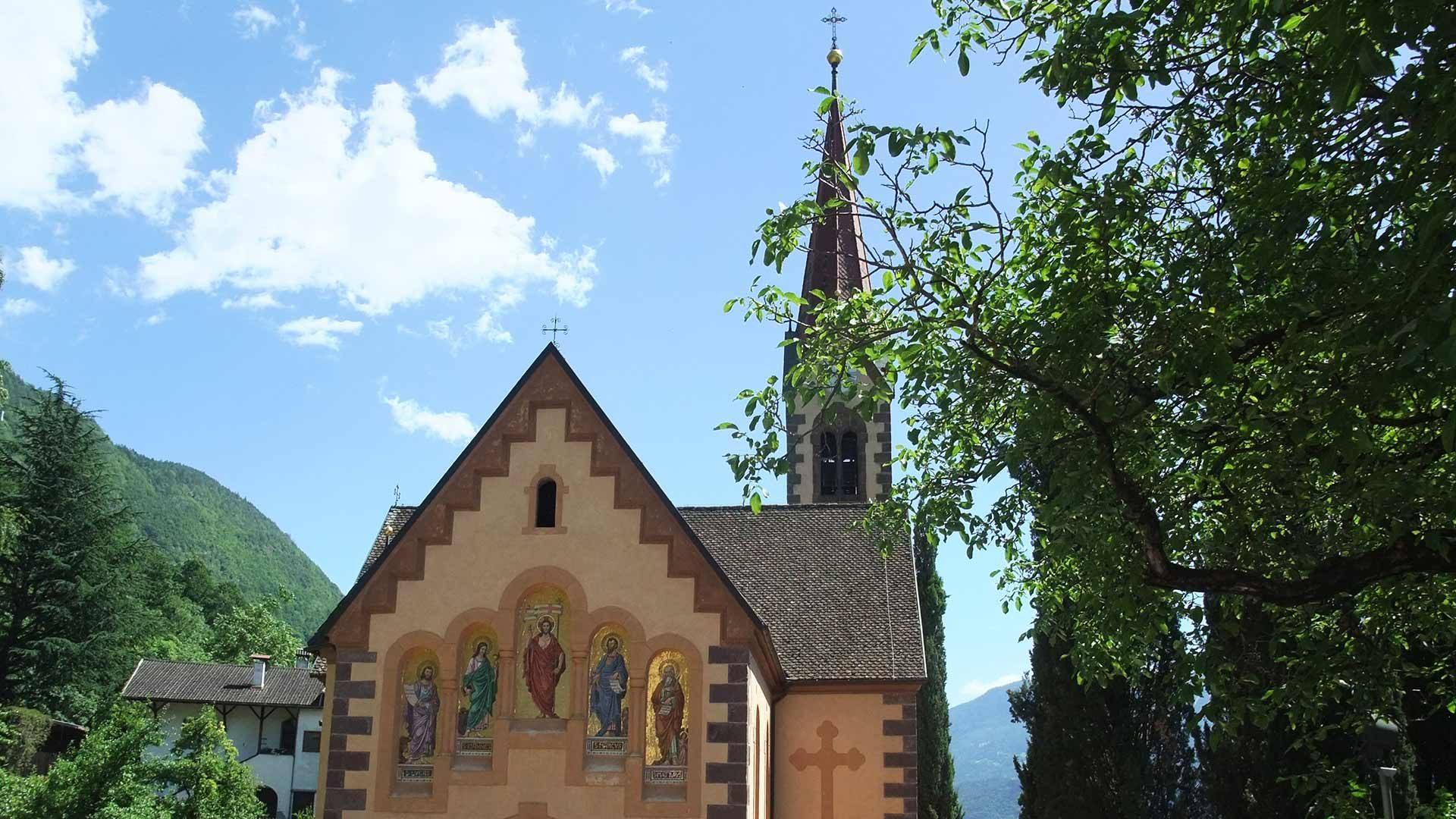 Chiesa parrocchiale di Postal