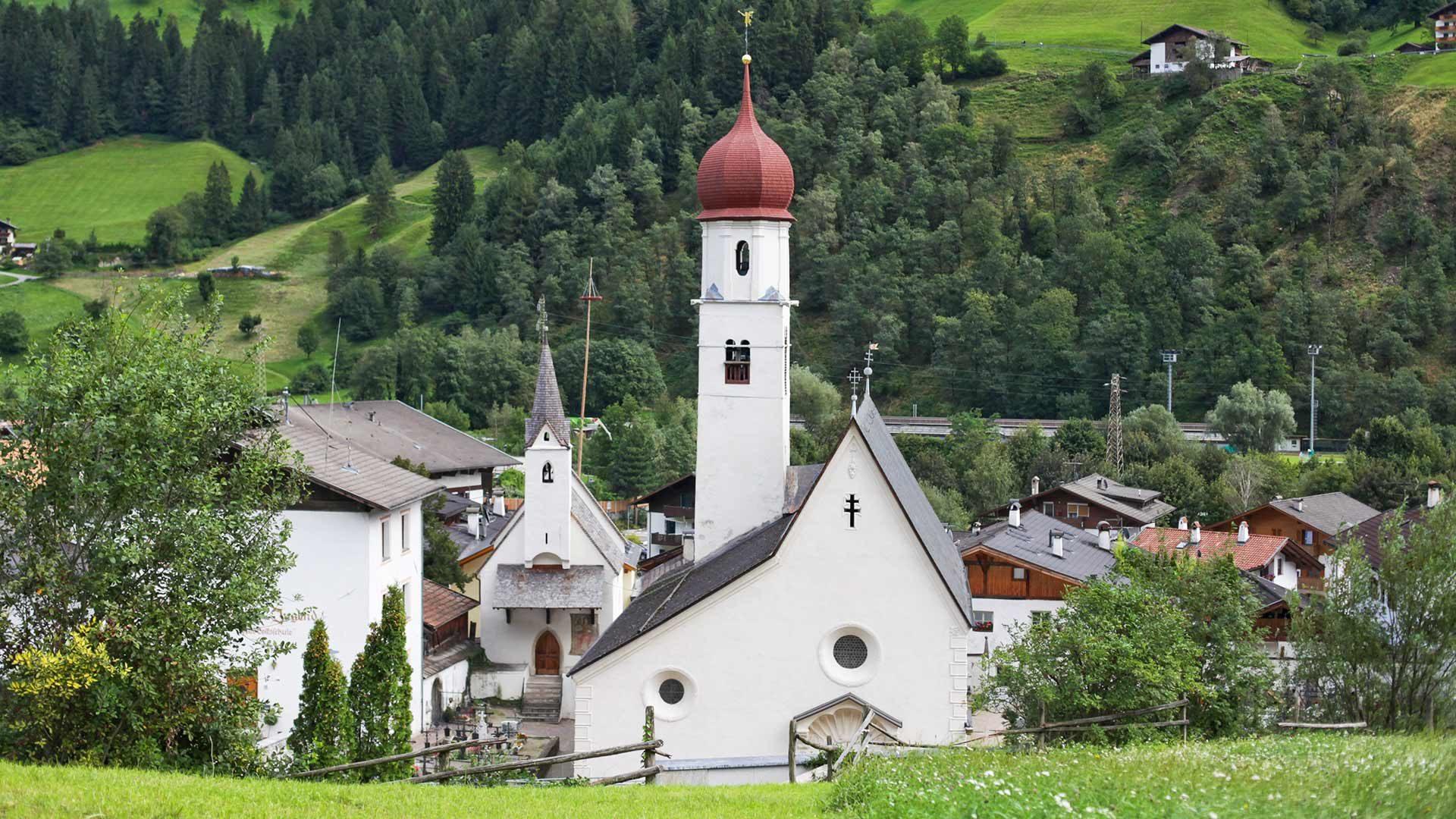 Chiesa Parrocchiale San Martino in Val Passiria