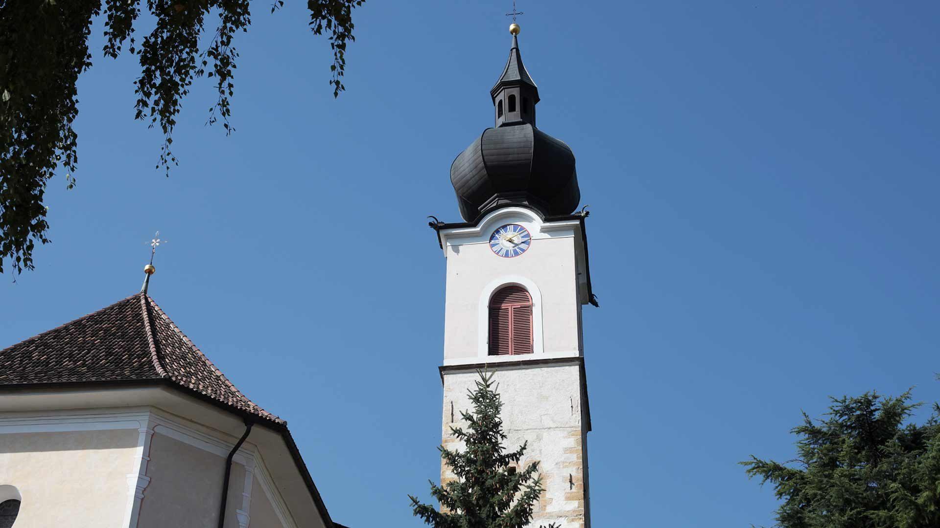 Chiesa Parrocchiale di San Ulrico - Nalles
