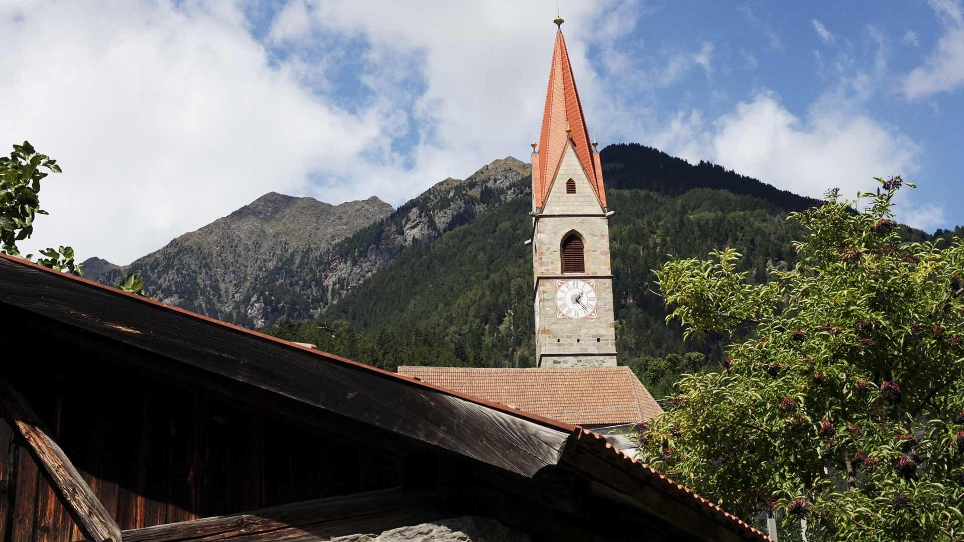Chiesa Parrocchiale di Caines