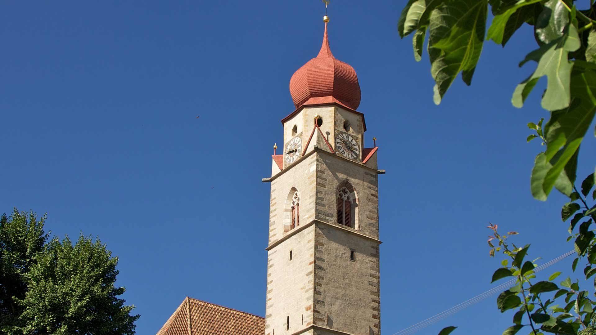 Chiesa Parrocchiale a Parcines