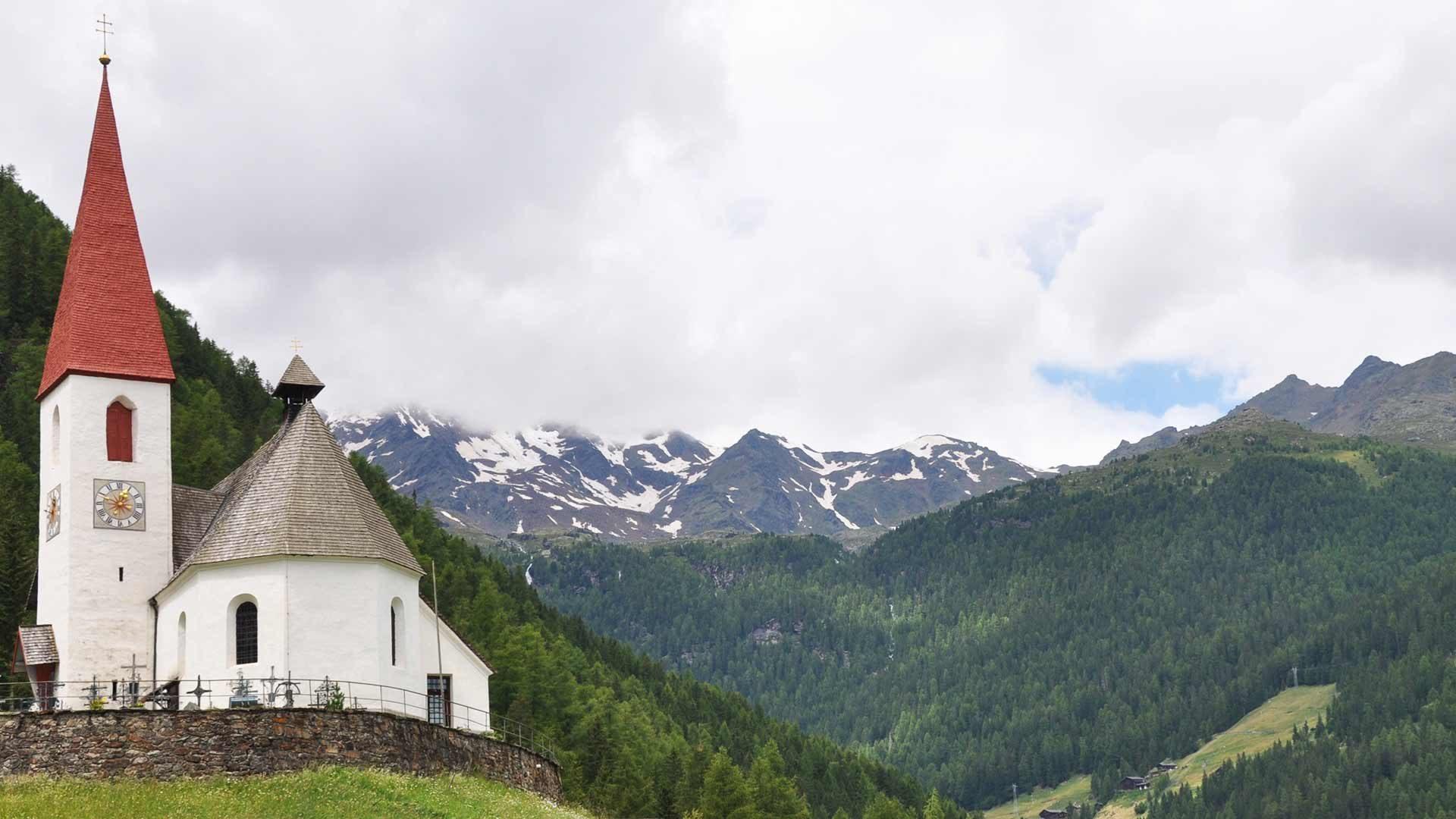 Chiesa Parrocchiale - Val d'Ultimo