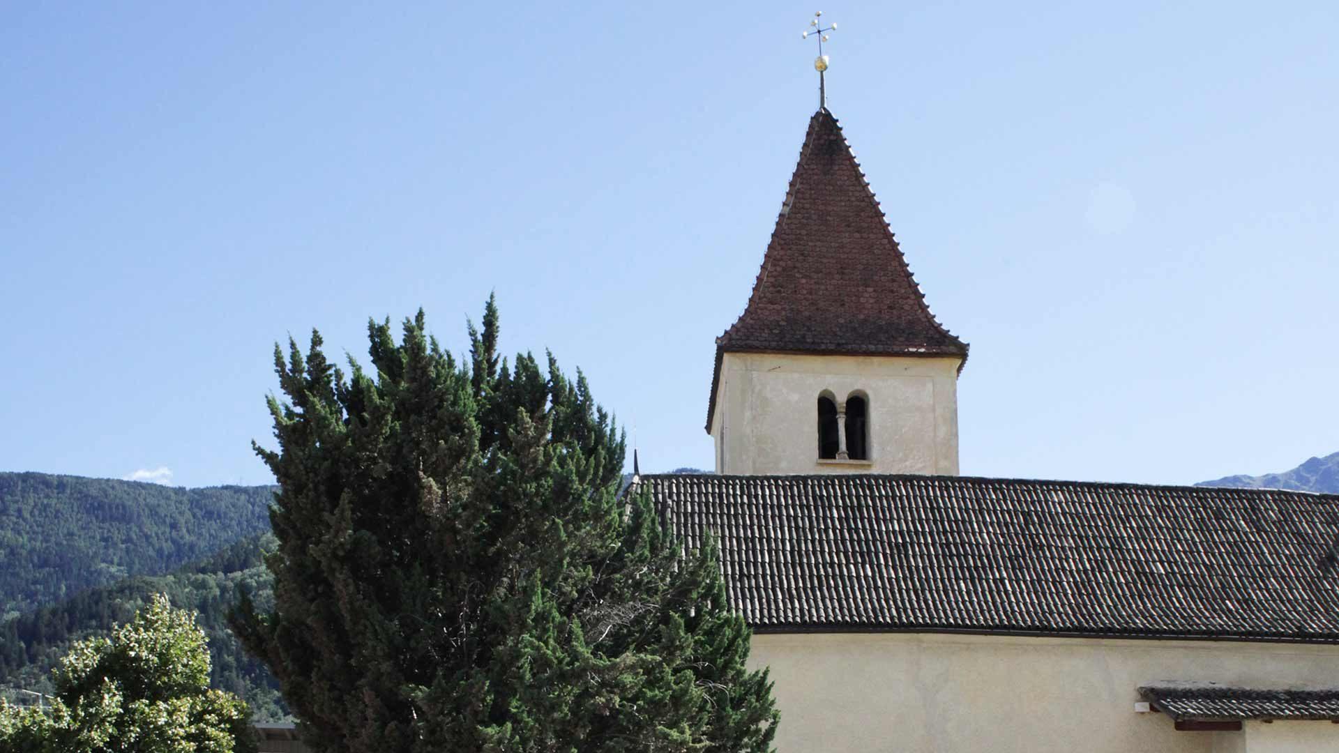 Chiesa Parrocchiale San Ulrico - Plaus