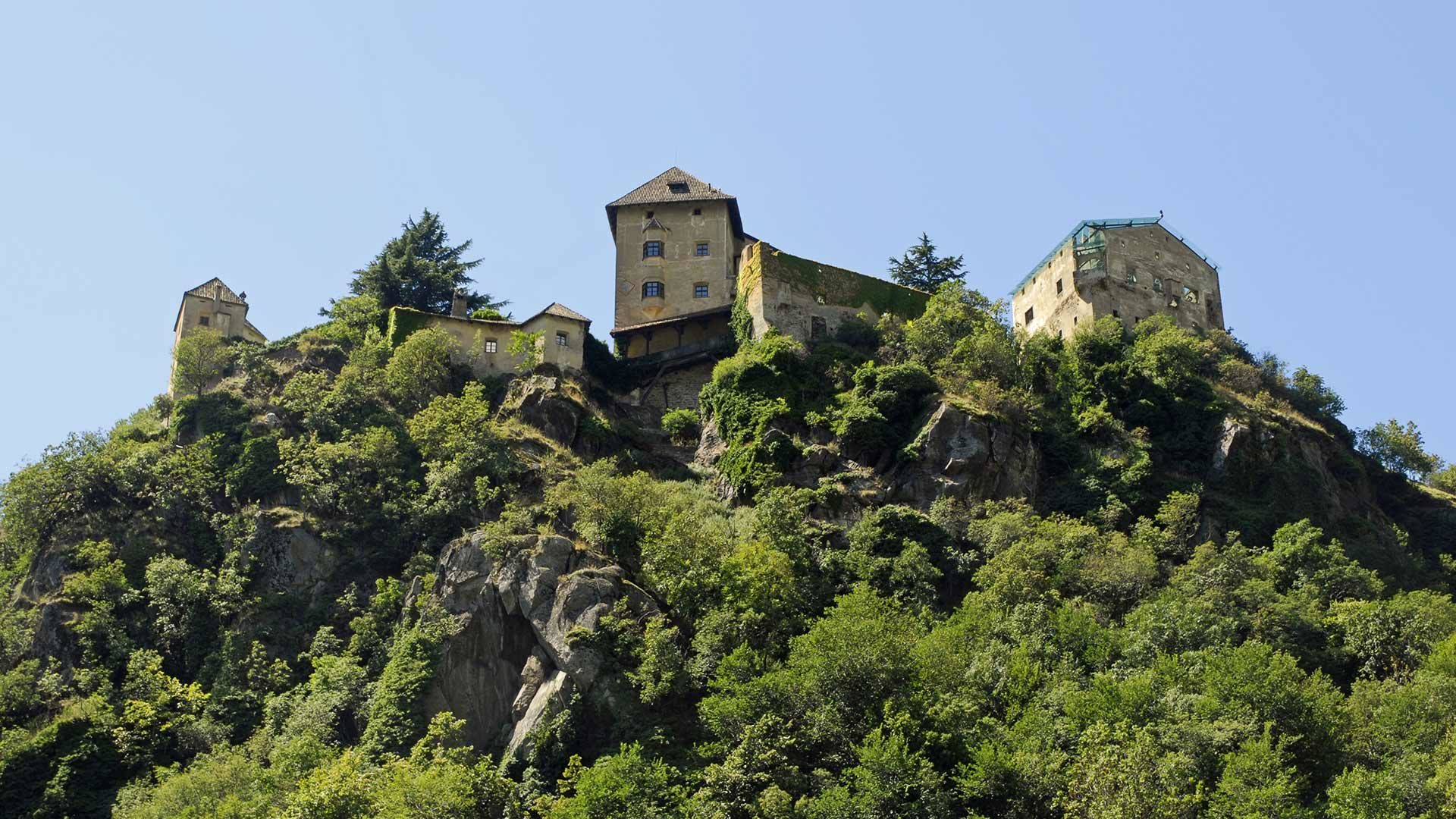 Castel Juval presso Naturno