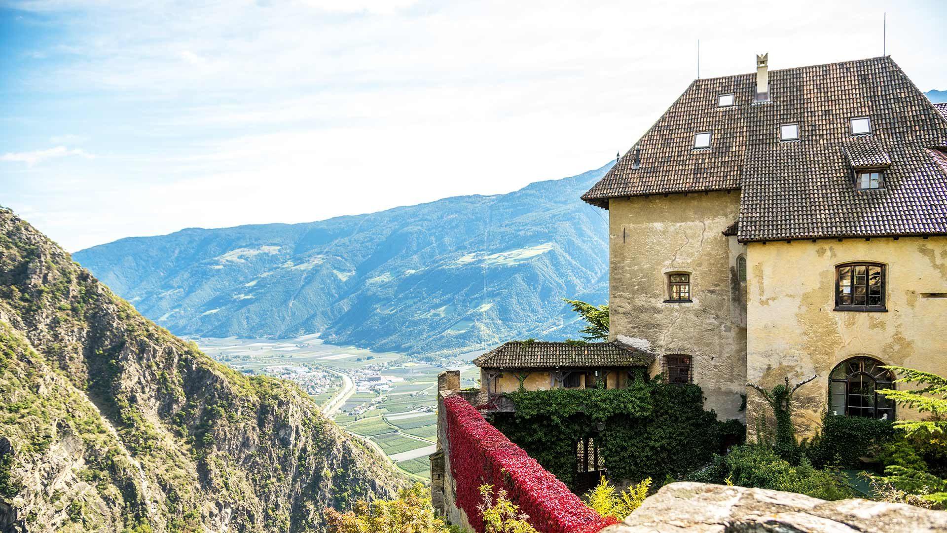 Castel Juval in Alto Adige