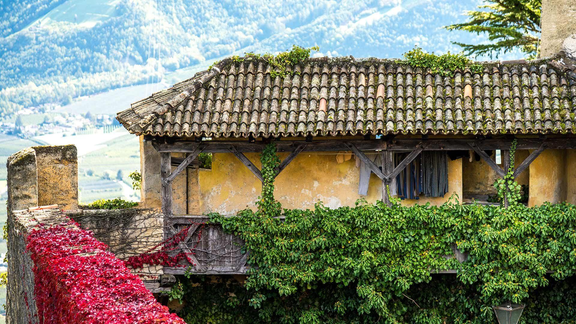 Castel Juval a Merano e dintorni