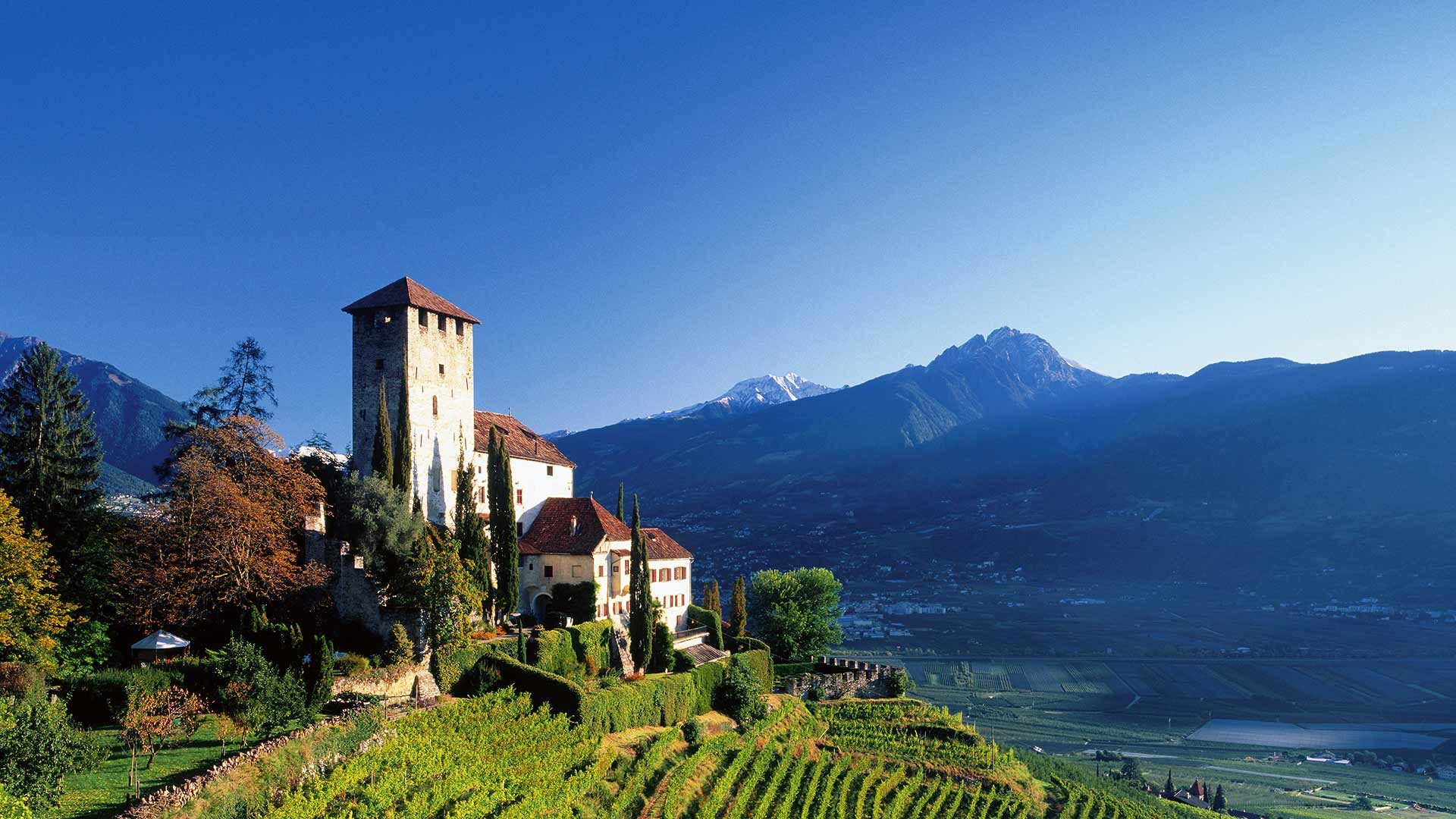 Castel Lebenberg a Cermes