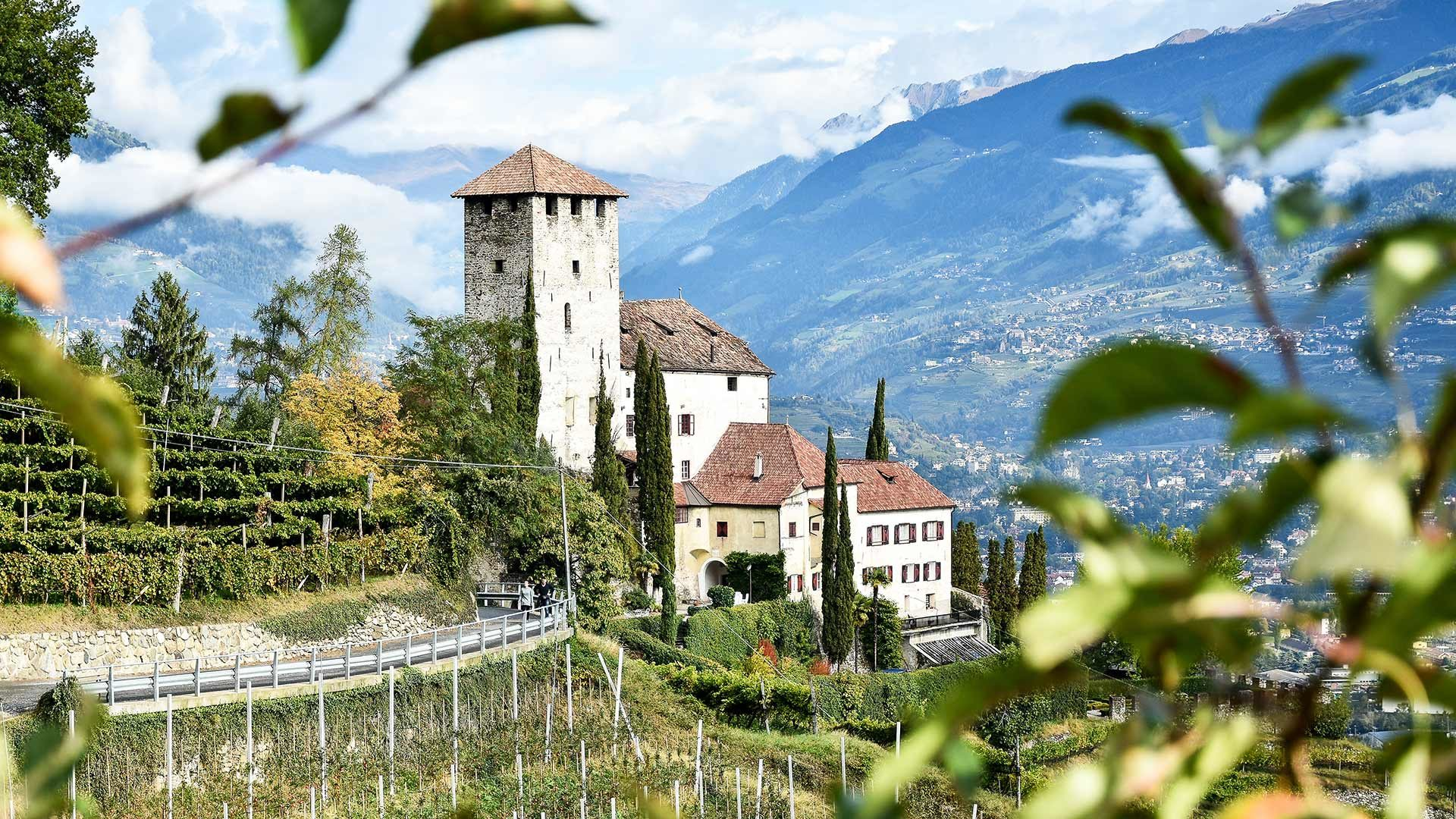 Castel Lebenberg a Merano e dintorni