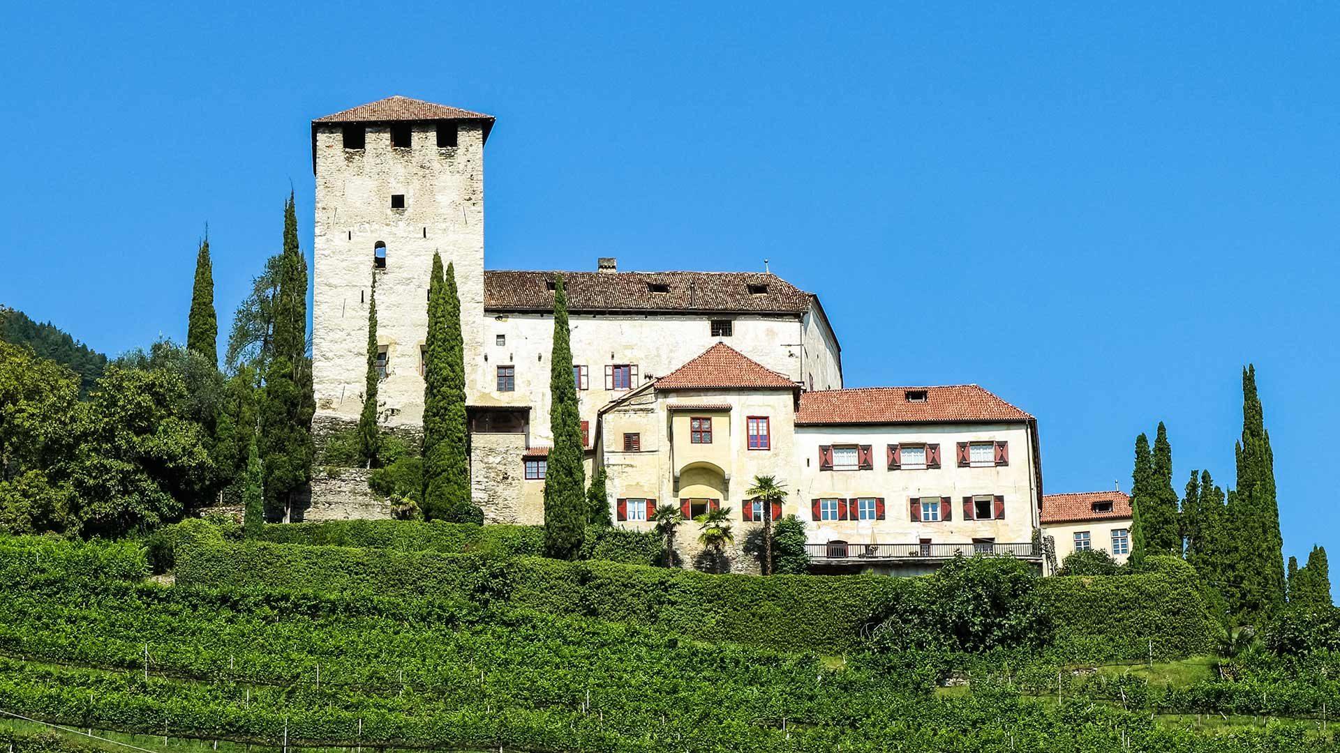 Castel Lebenberg in Alto Adige