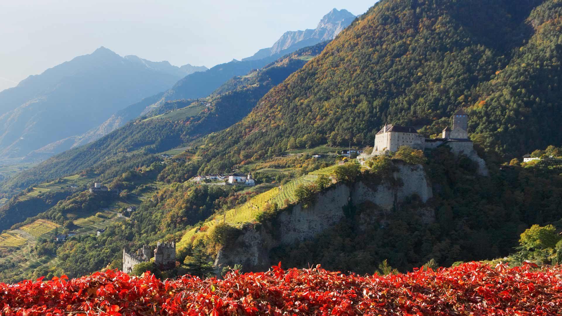 Vacanze autunnali - Castel Tirolo