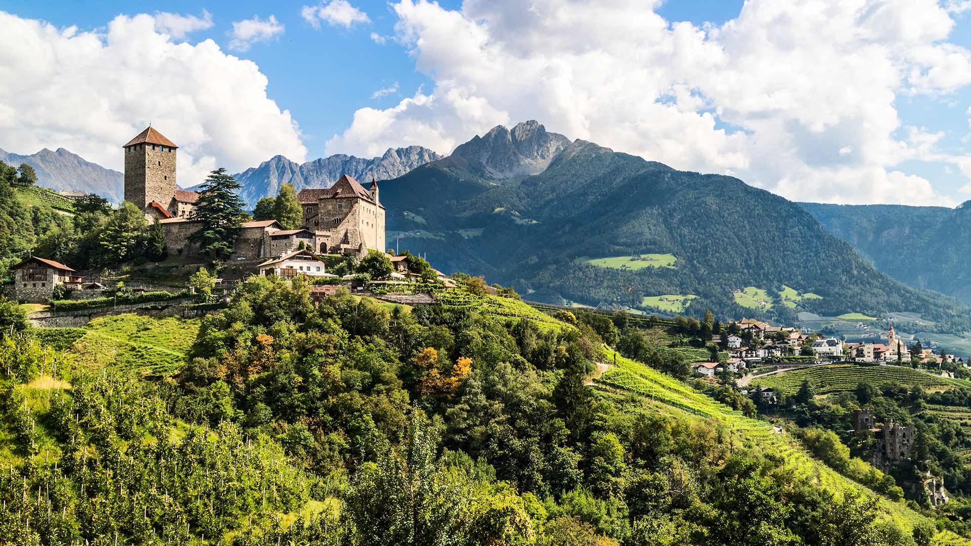 Castel Tirolo in Alto Adige