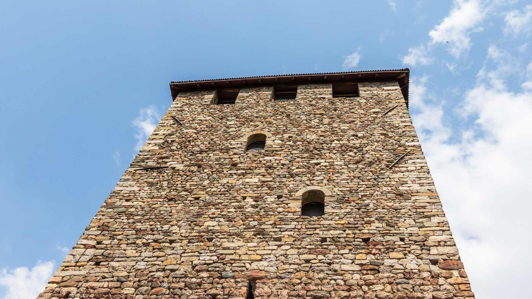 Le particolarità di Castel Tirolo