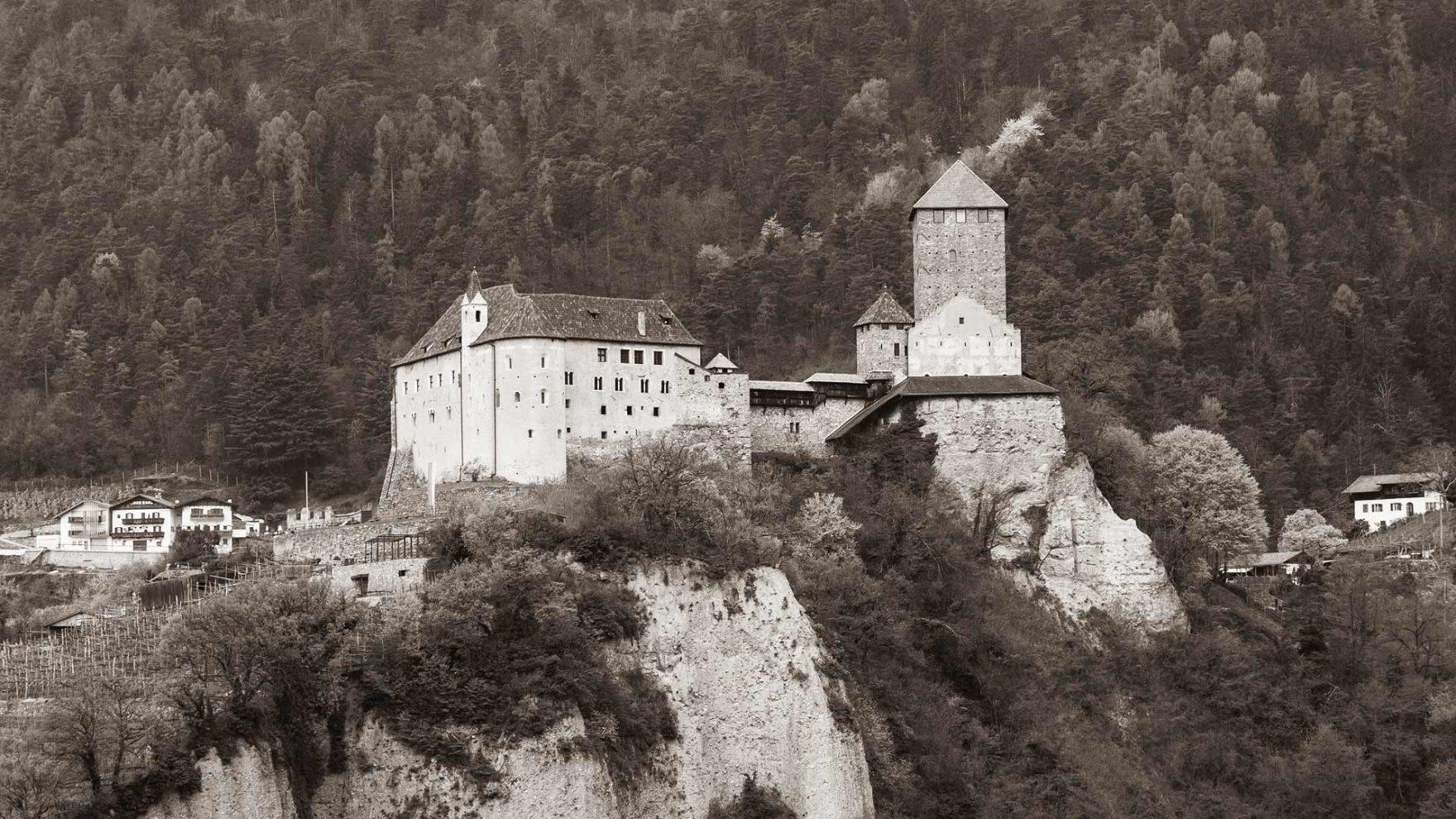 La storia di Castel Tirolo