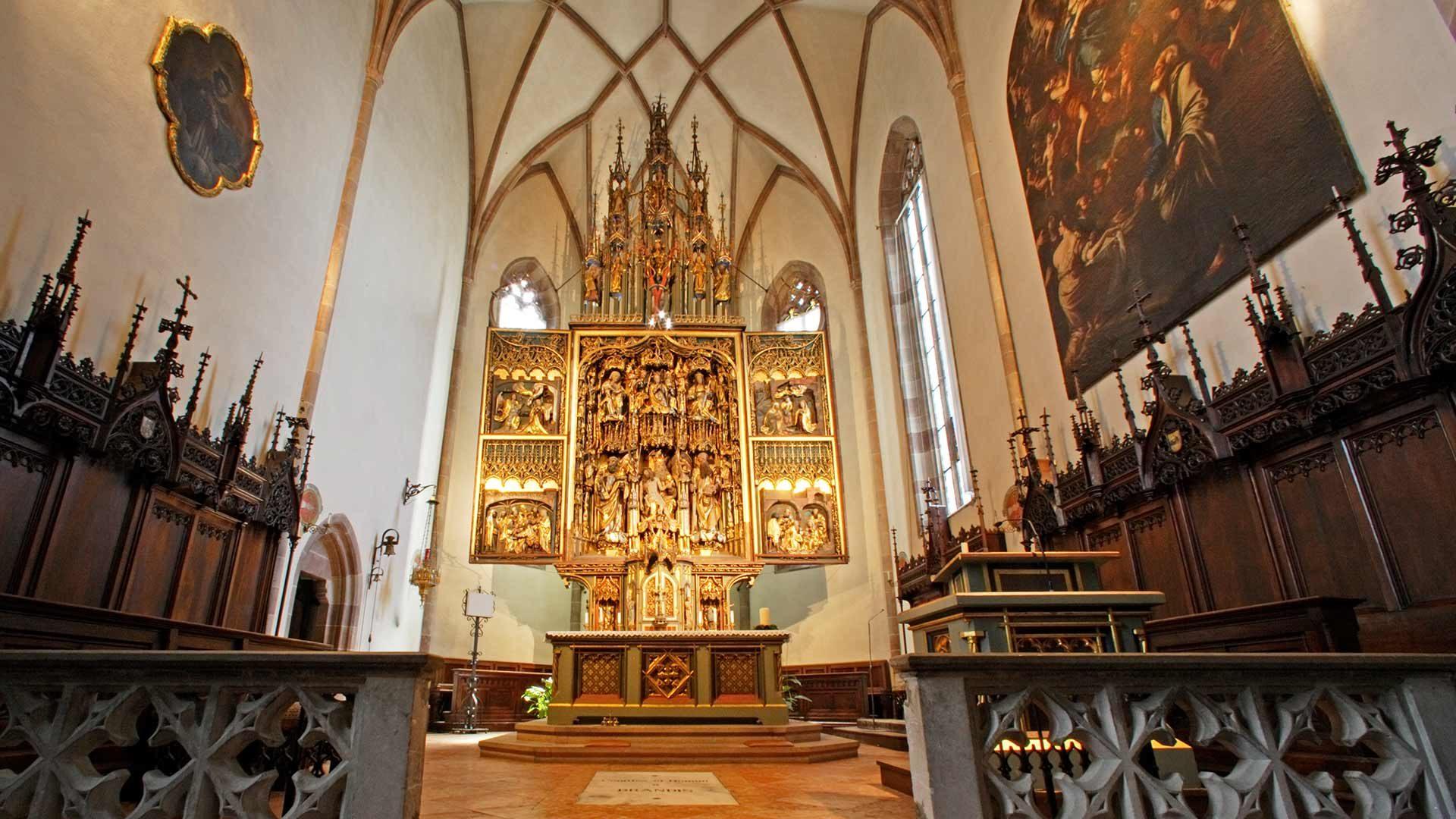 Altare di Schnatterpeck a Lana - Alto Adige
