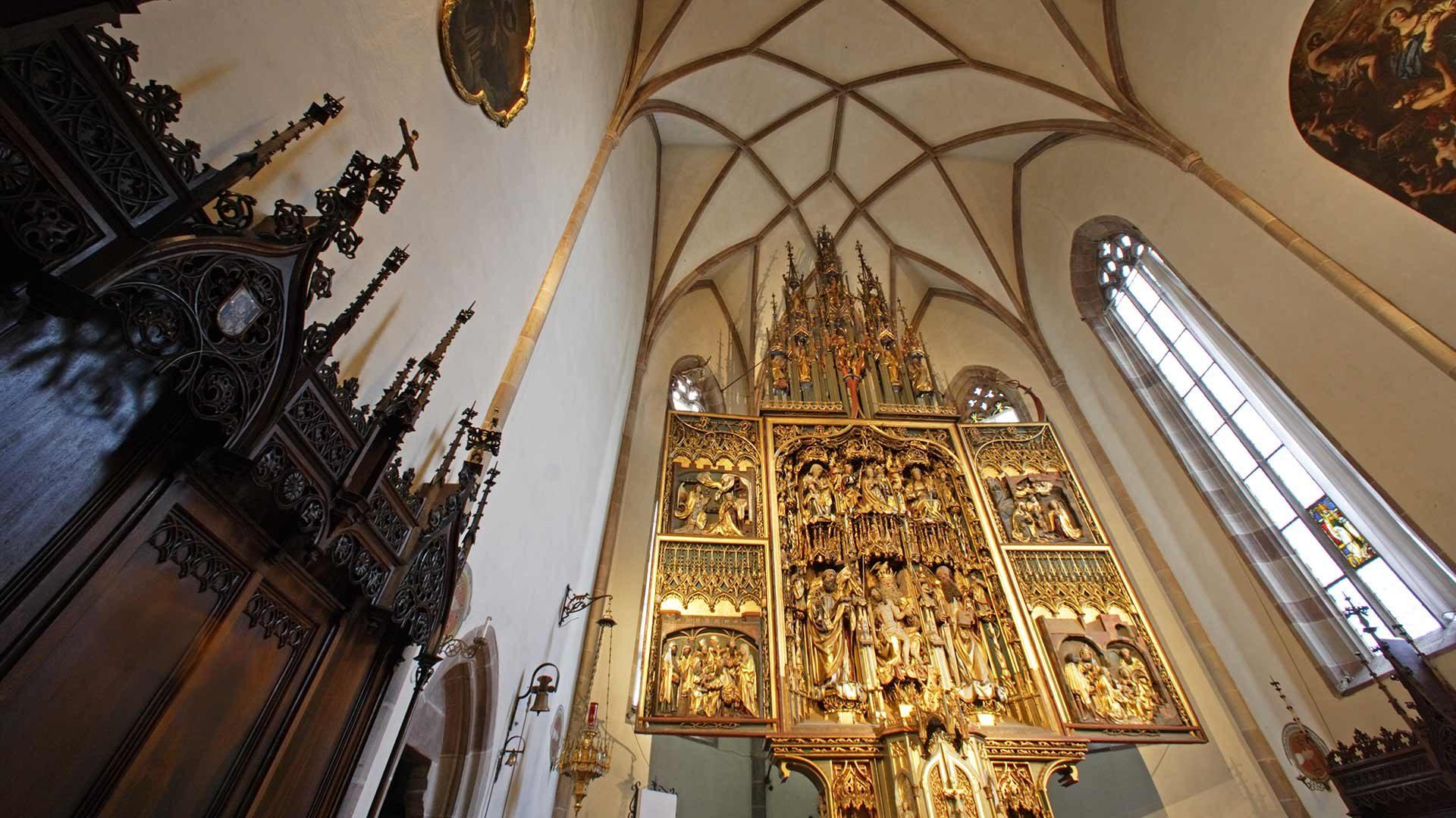 Altare di Schnatterpeck