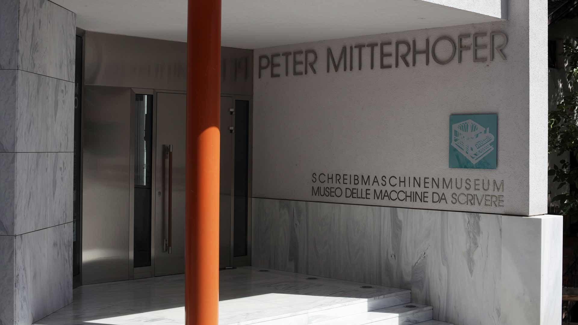 Museo della macchina da scrivere Peter Mitterhofer a Parcines