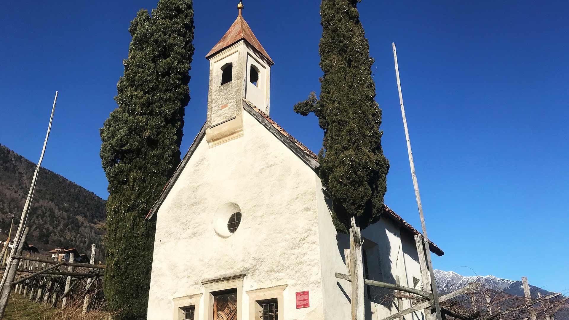La Chiesa di S. Anna - Cermes