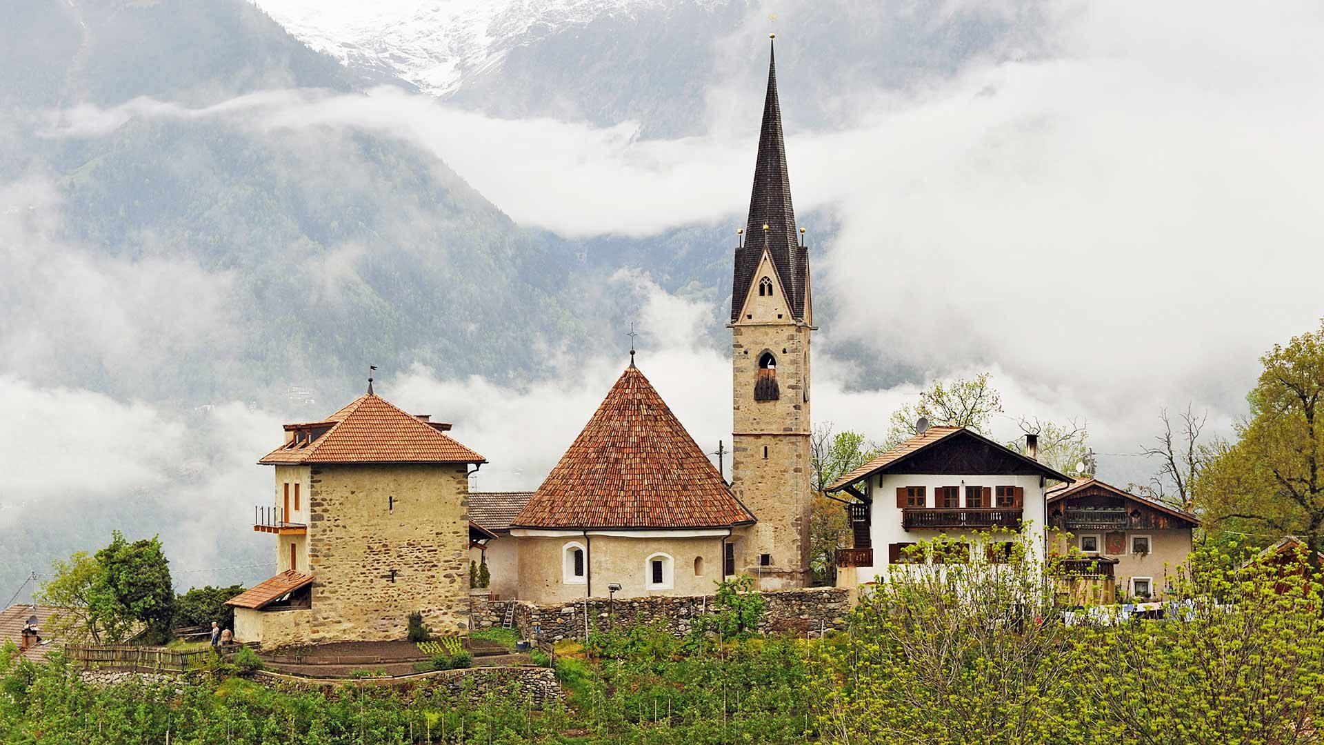 Chiesa di San Giorgio - Scena