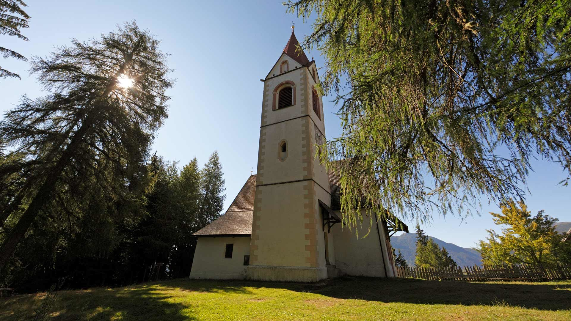 La chiesetta di S. Elena