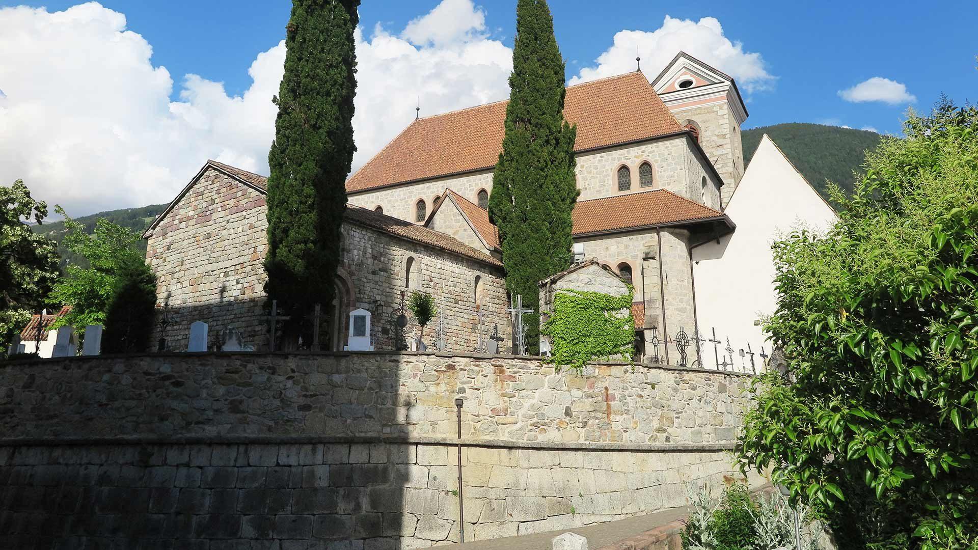 Chiesa di San Martino - Scena