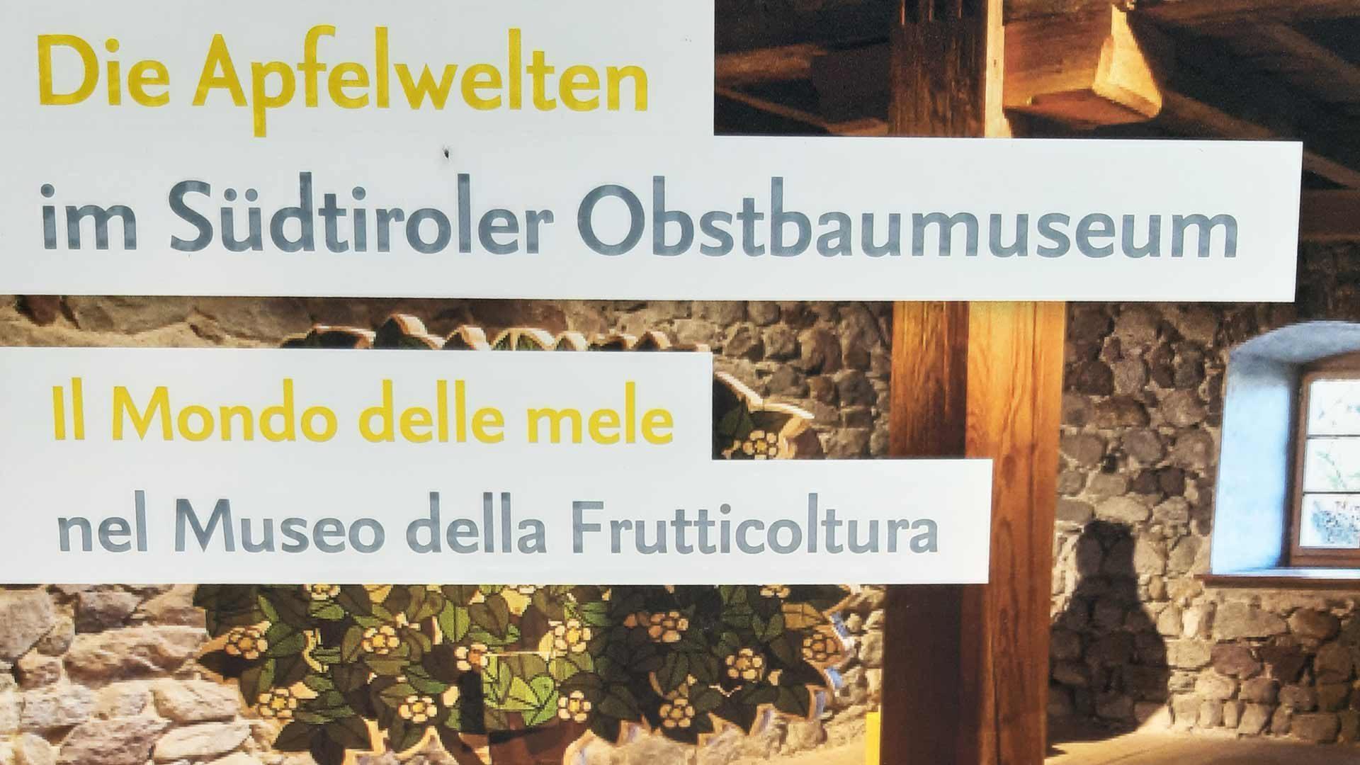 Museo della frutticoltura in Alto Adige