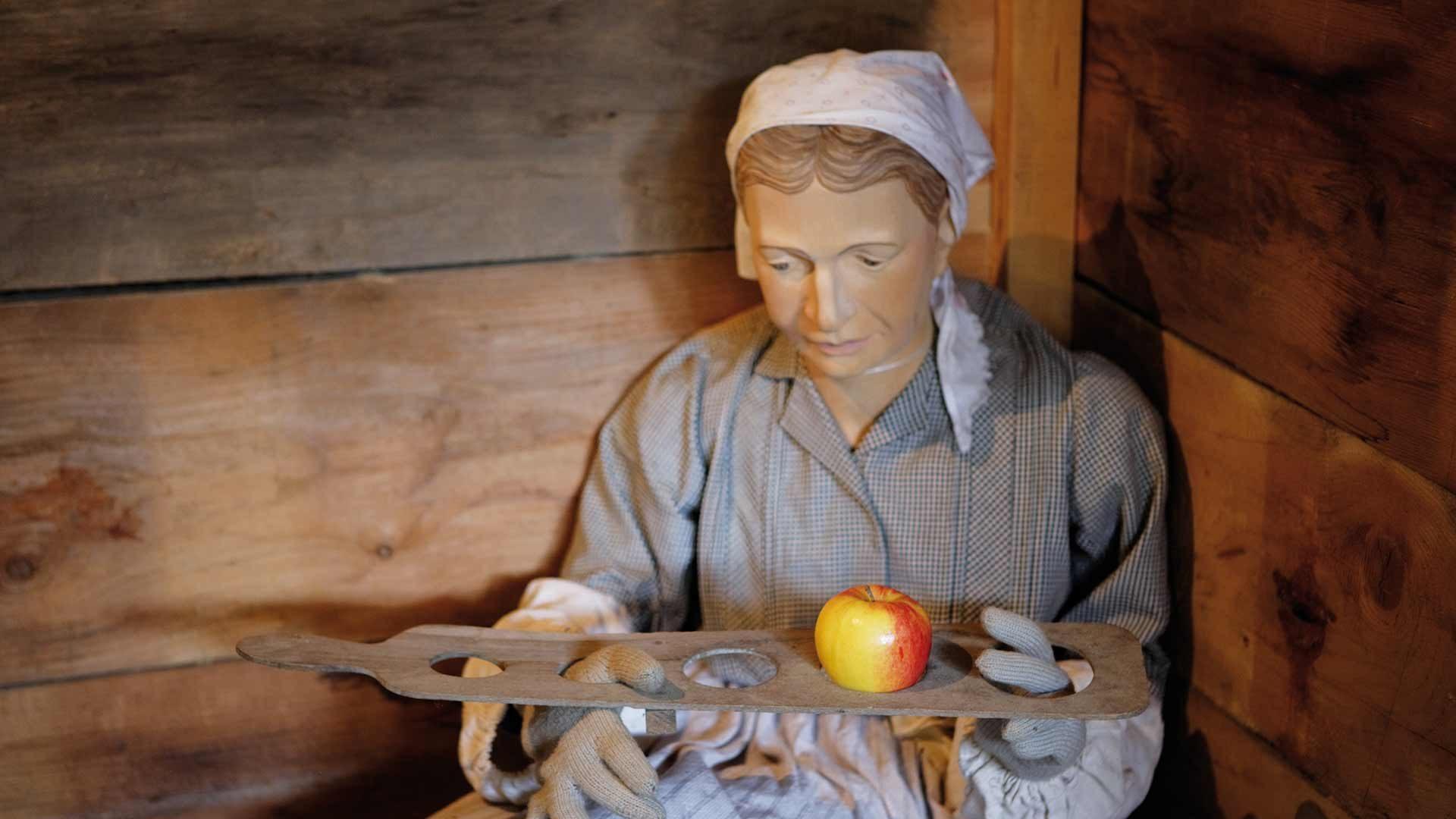 Museo della frutticoltura a Lana