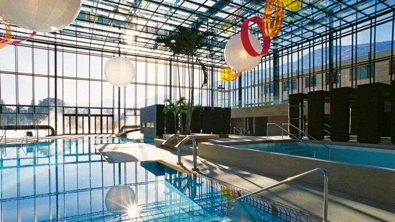 Terme Merano - Pool