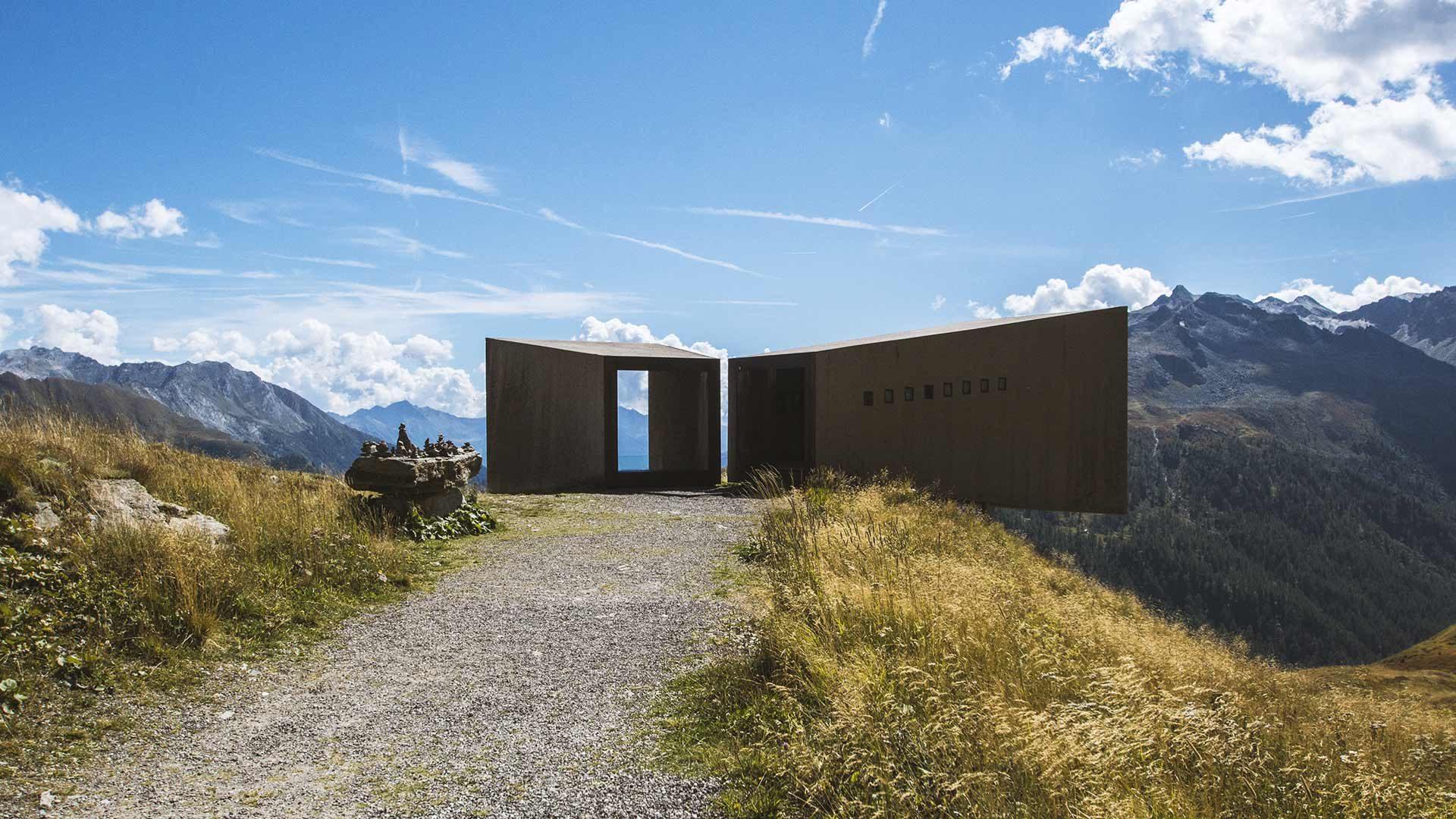 Museo del Passo al Passo del Rombo