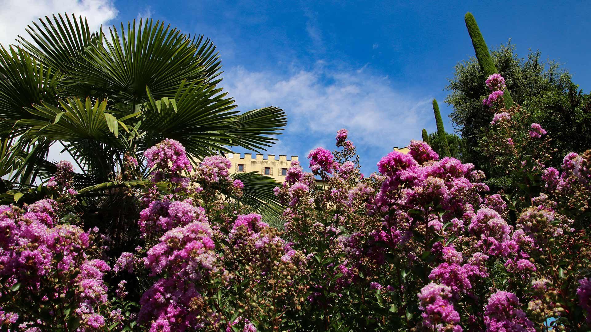 Merano - Giardini di Castel Trauttmansdorff