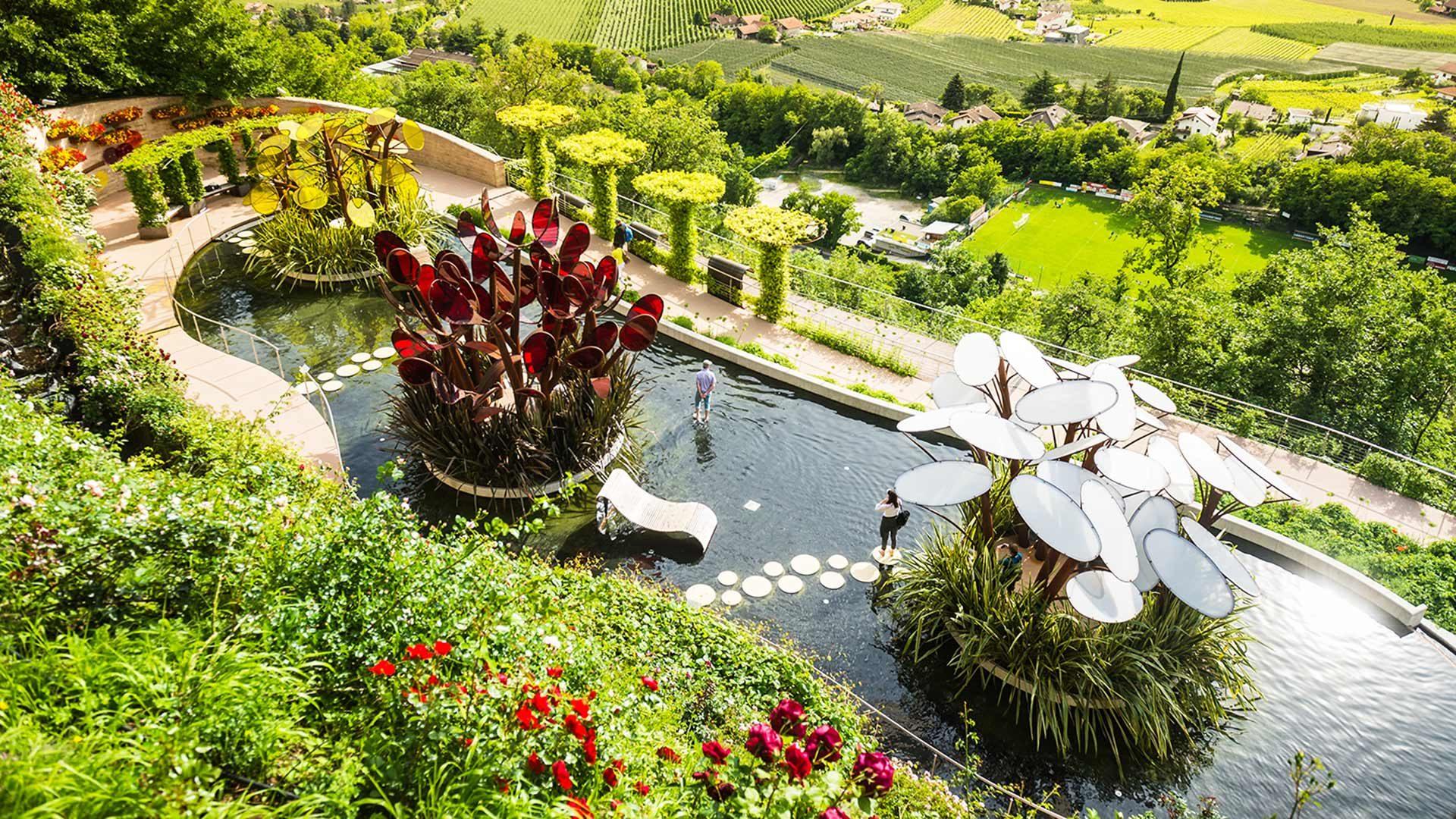 Il giardino degli Innamorati