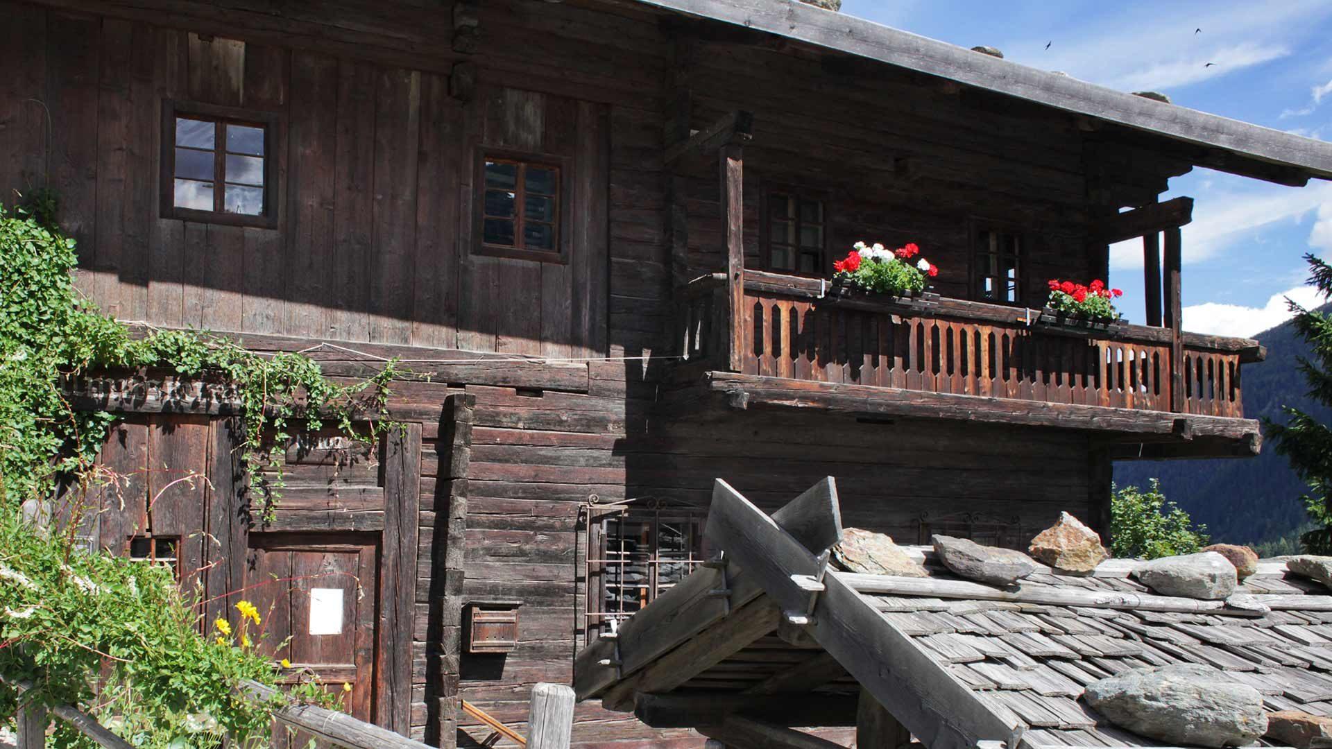Museo della Val d'Ultimo nella parte più interna della valle