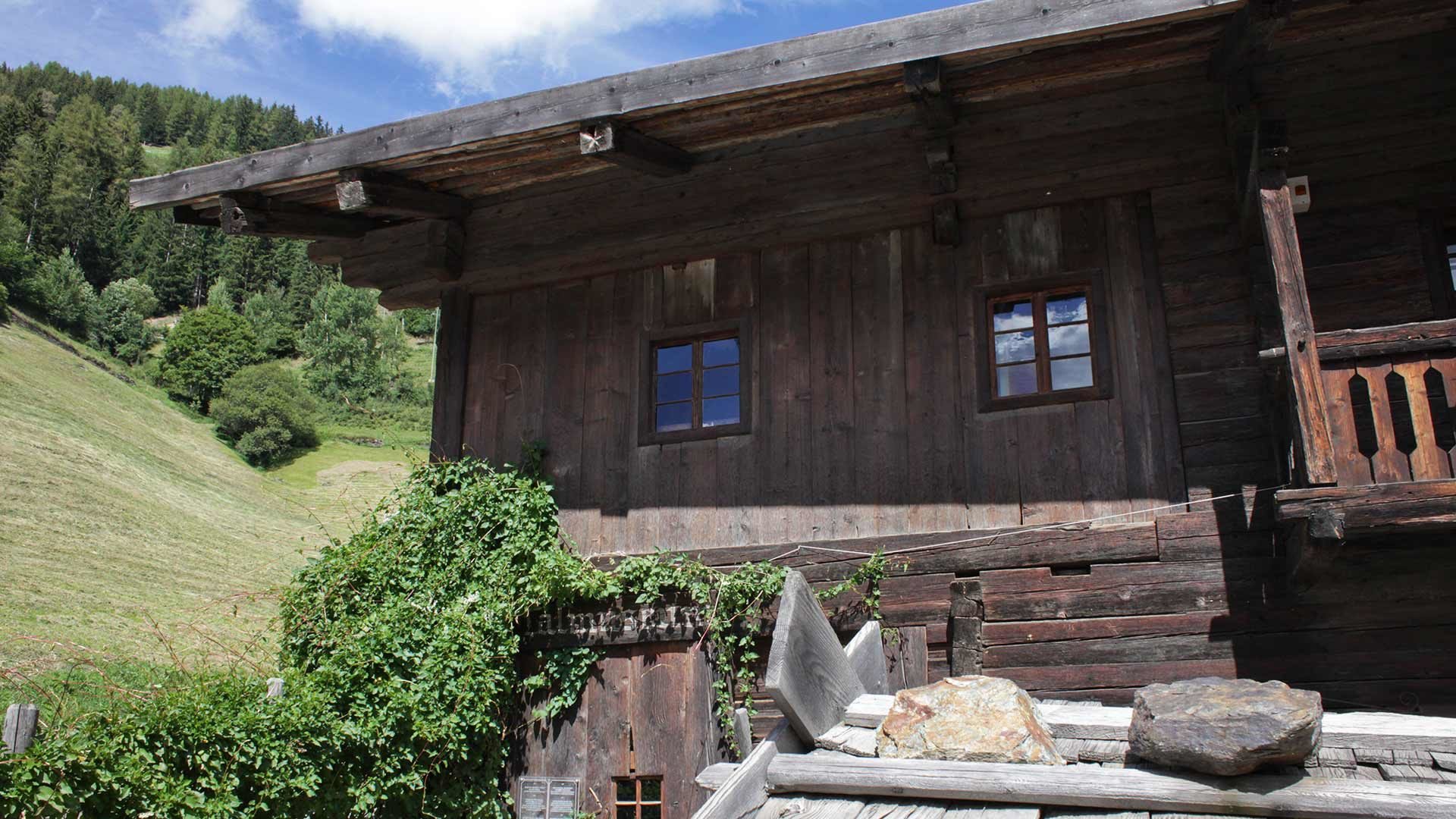 Museo della Val d'Ultimo in Alto Adige