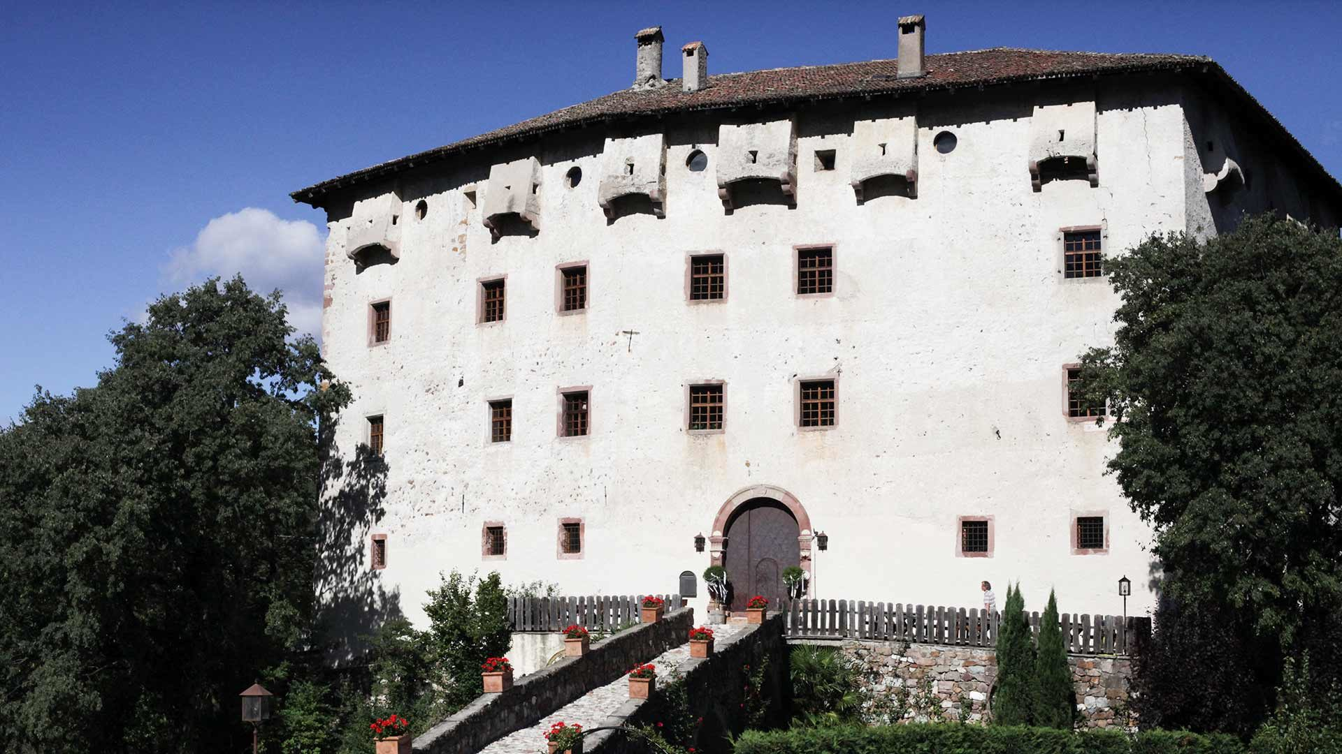 Castel Katzenzungen presso Prissiano