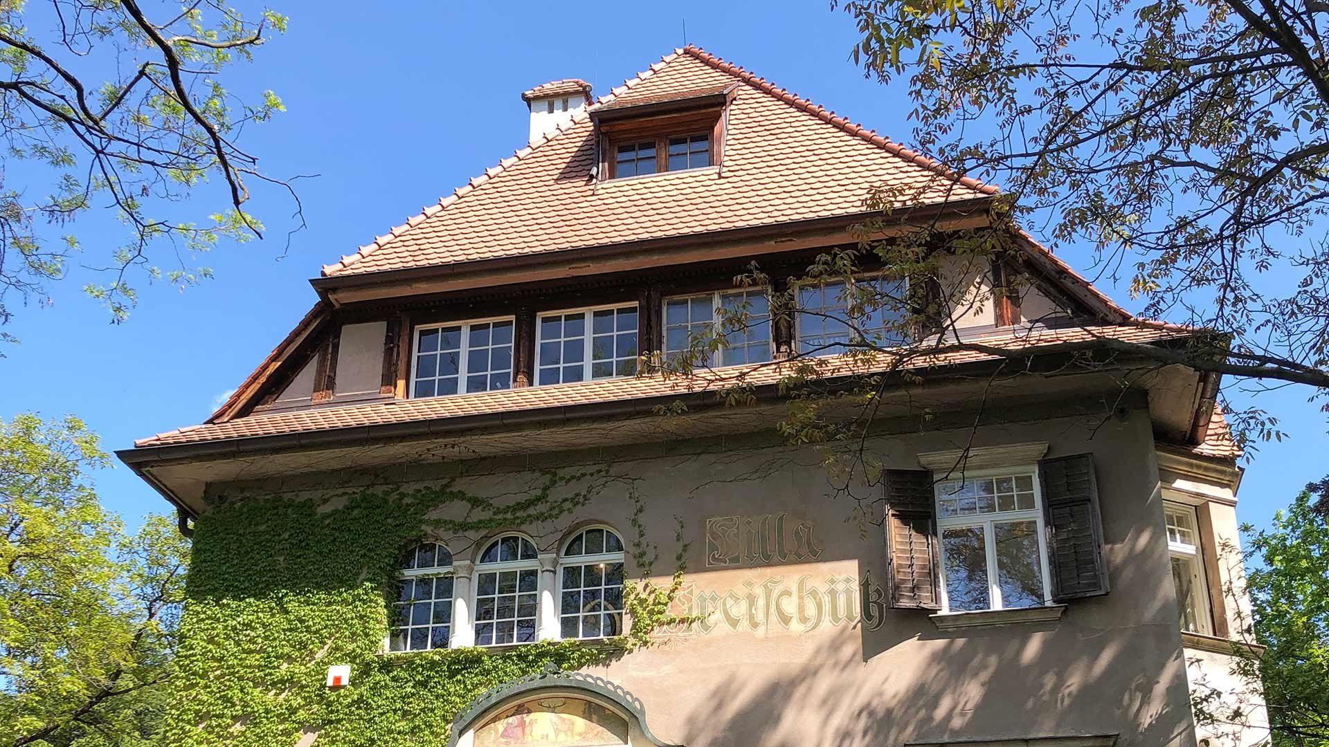 La Villa Freischütz