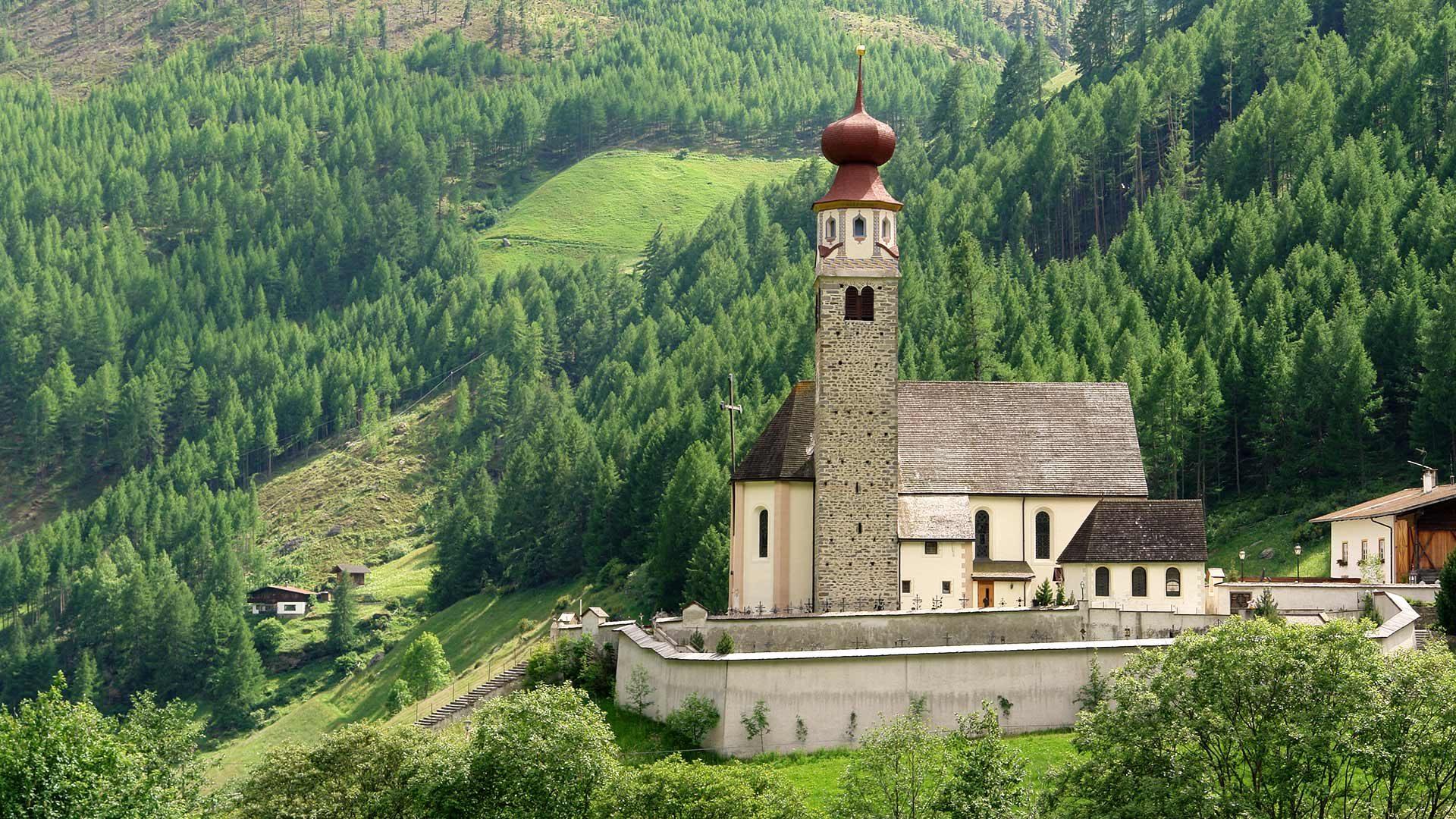 Chiesa Santuario Madonna di Senales